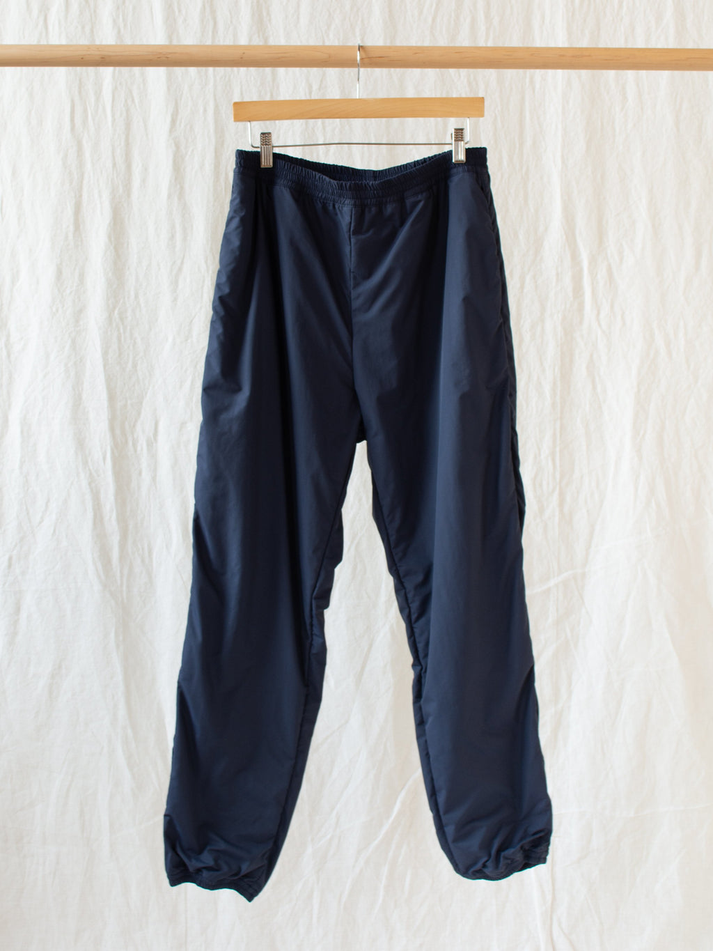 Namu Shop - paa Windbreaker Pant - Navy