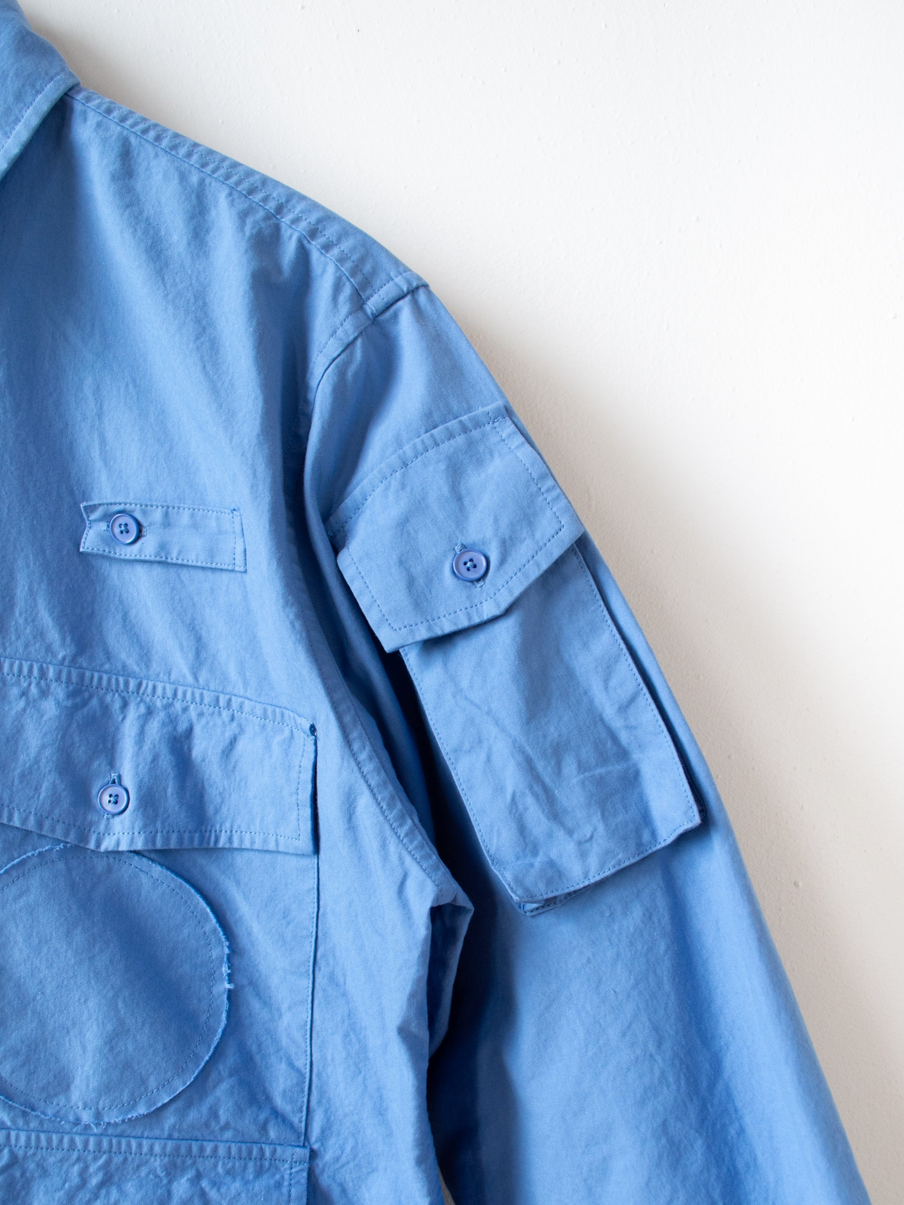 Fishing Shirt - Blue