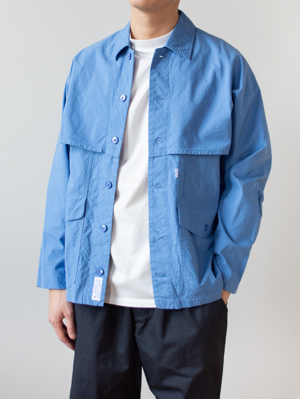 Mackinaw Shirt - Blue