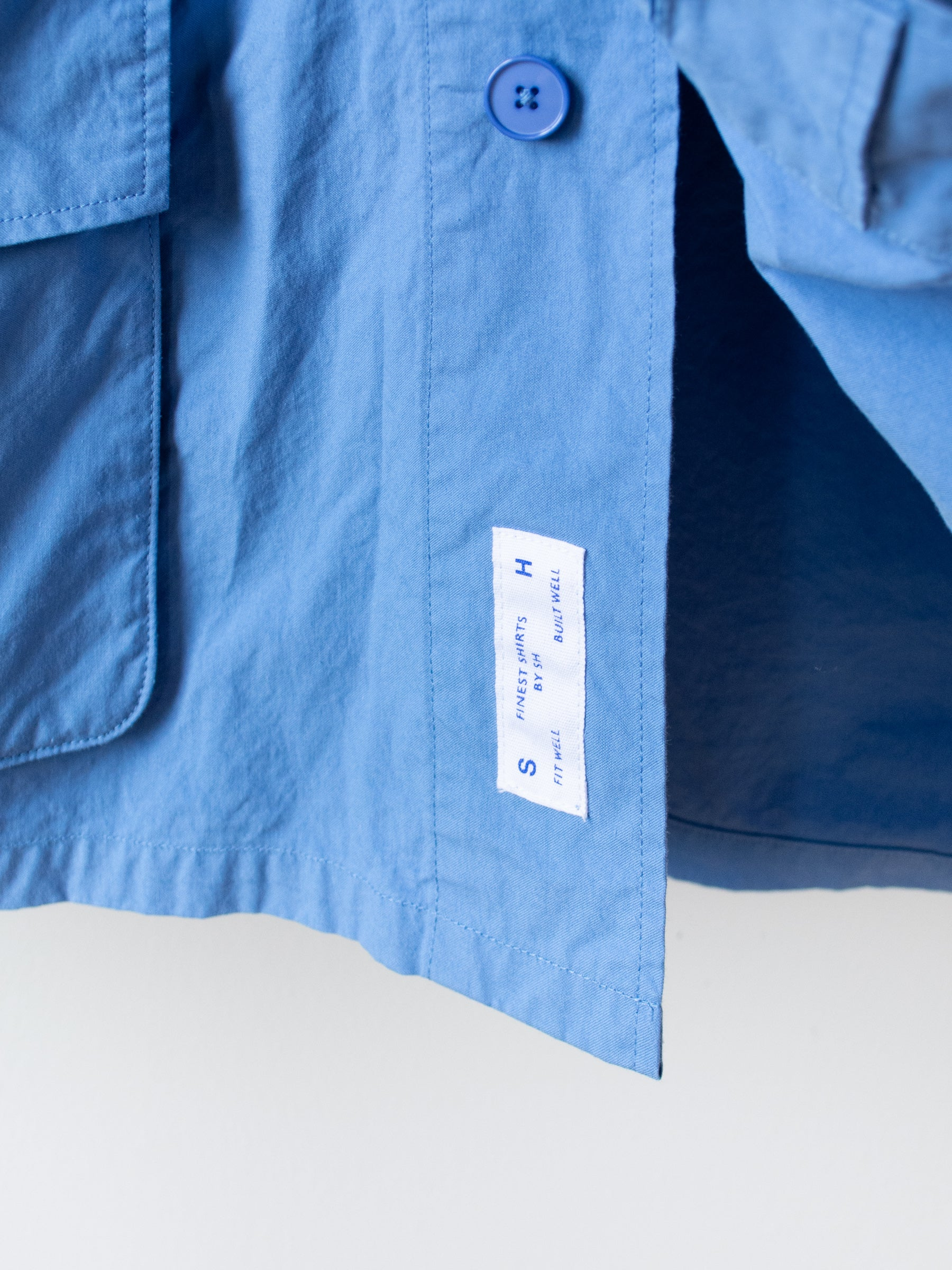 Fatigue Shirt - Blue
