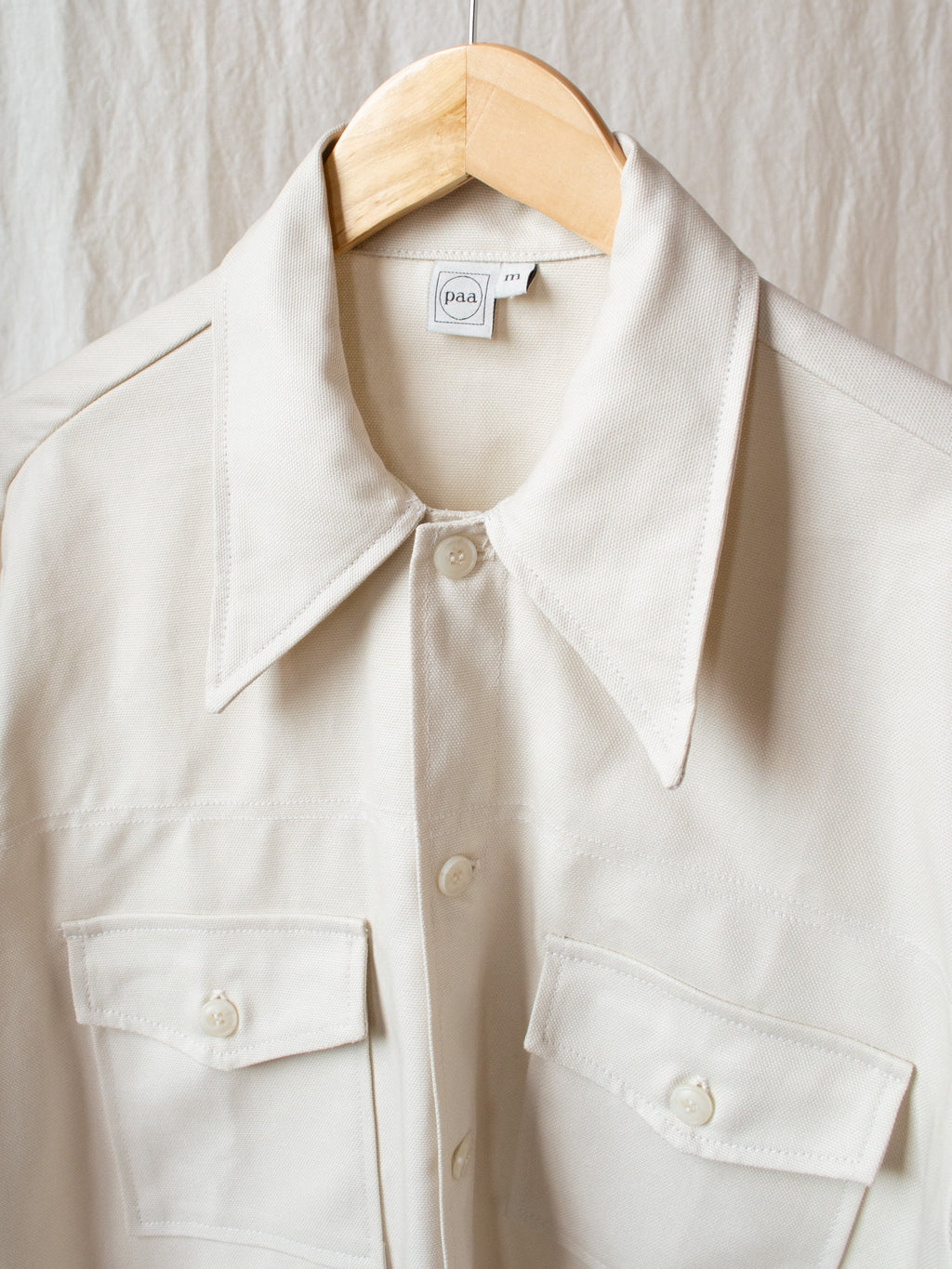 Rodeo Shirt - Natural