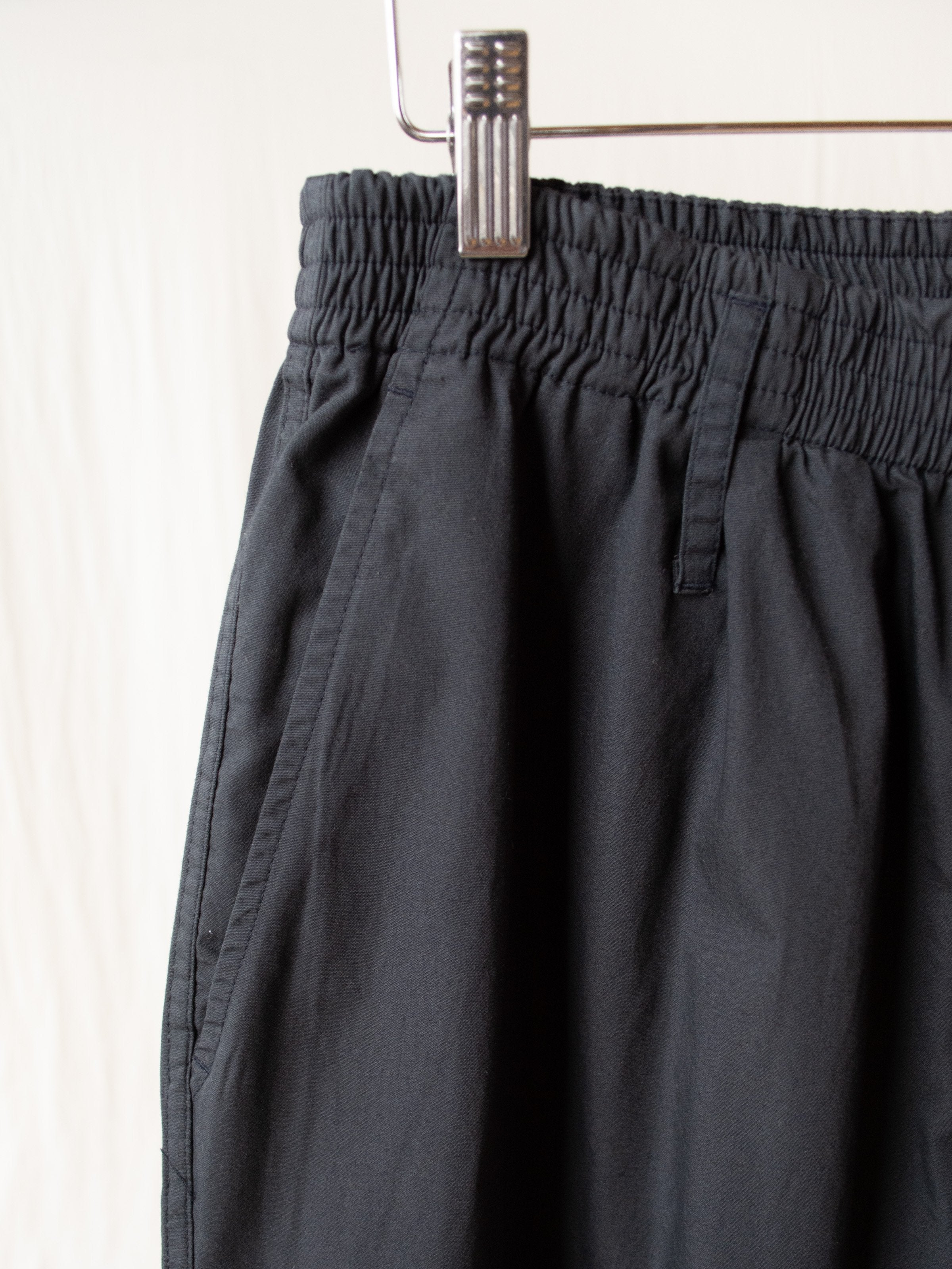 Namu Shop - Document Garment Washed Classic Easy Pants