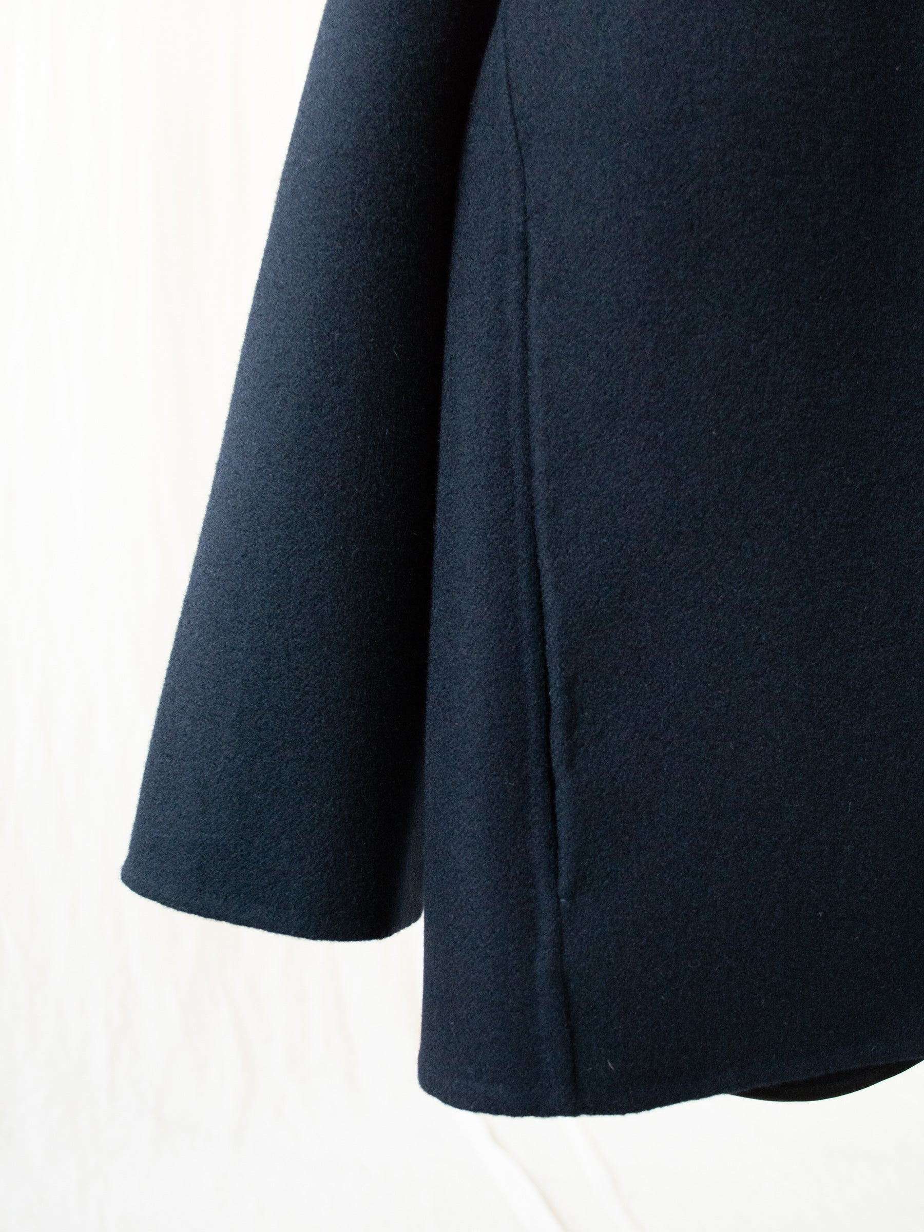 Handmade Wool Smock Coat