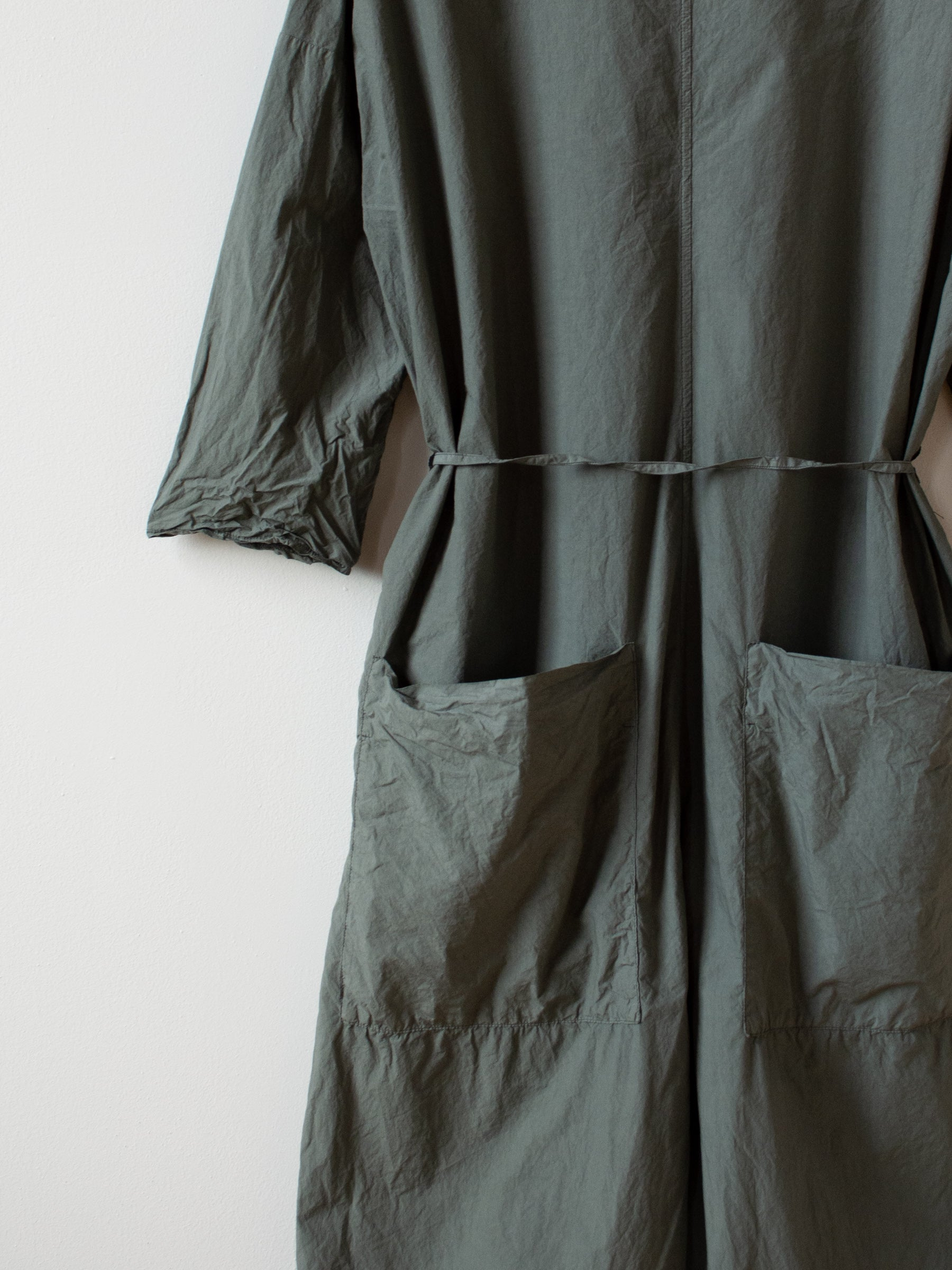 Jumpsuit TC - Olive