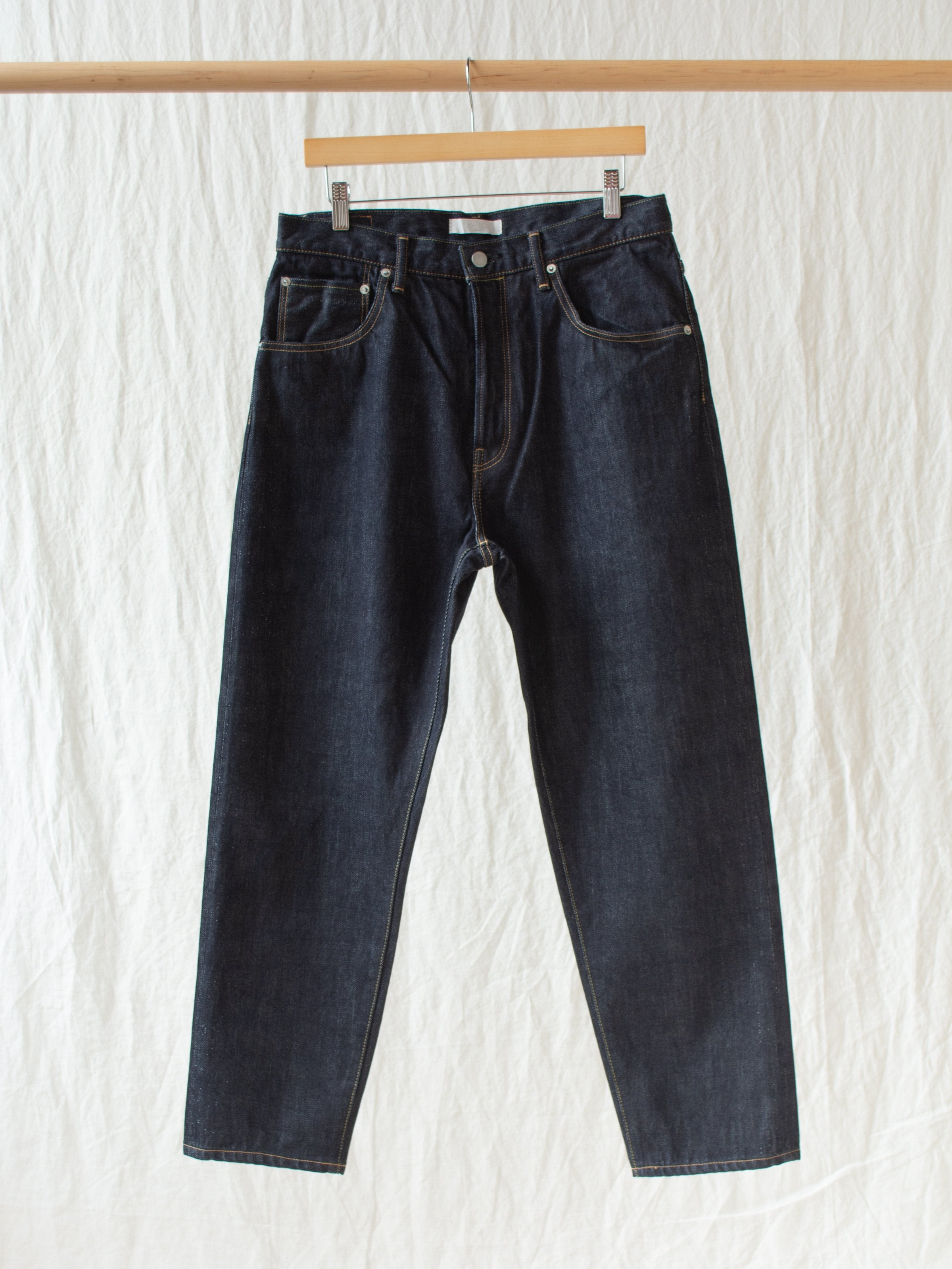 Namu Shop - Hatski Loose Tapered Denim - One Wash