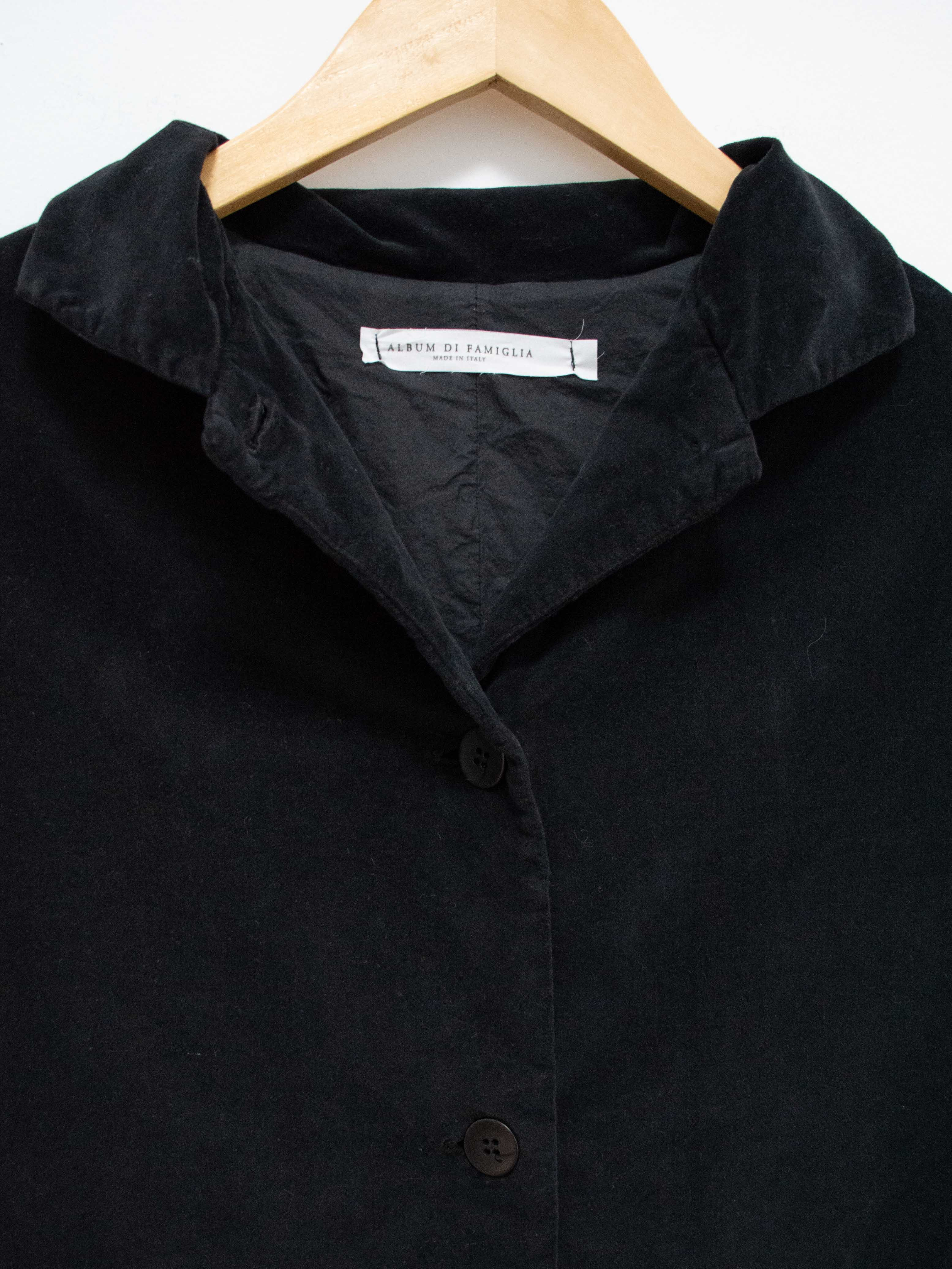 Loose Tapered Denim - Blue