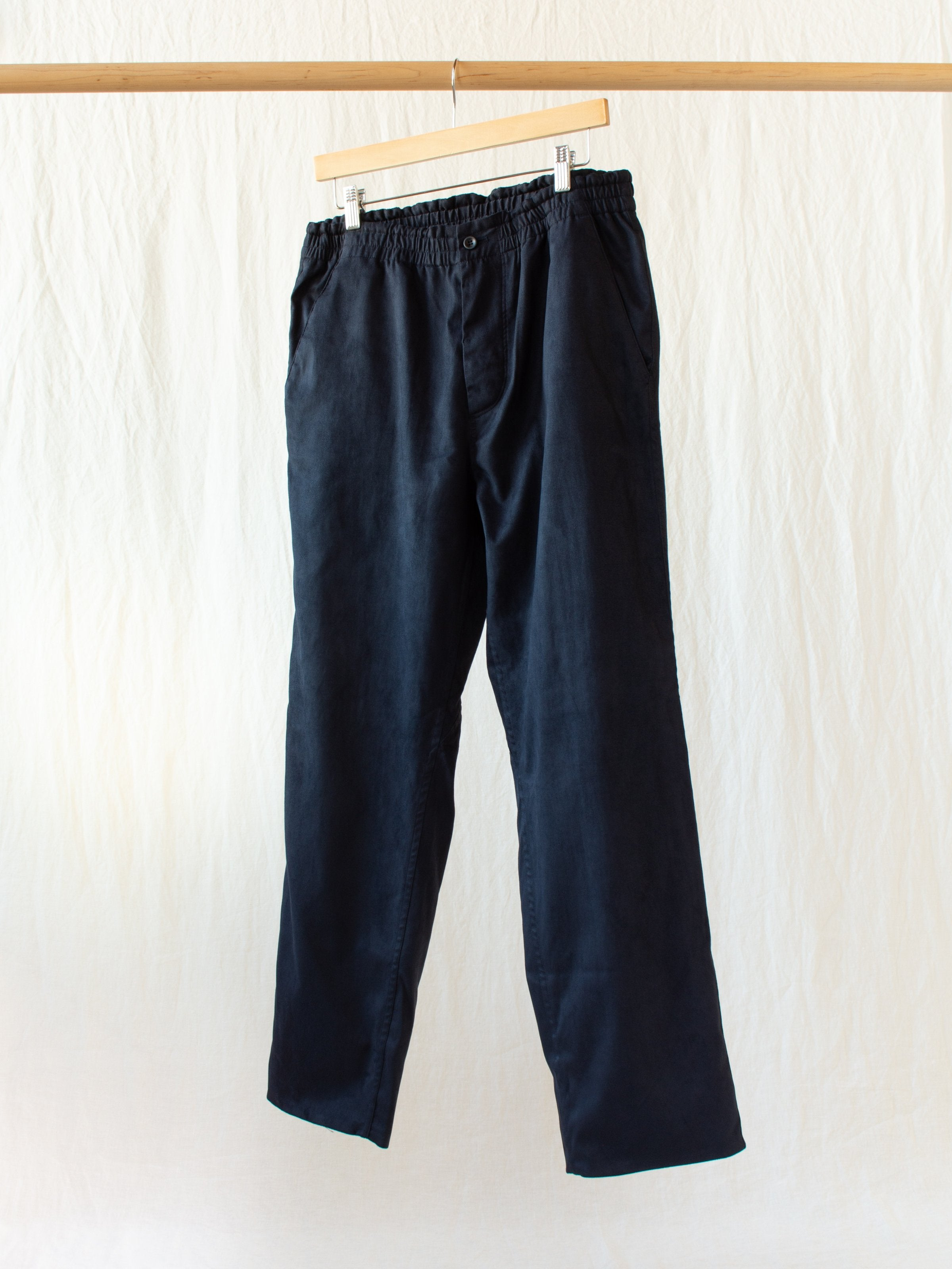 Namu Shop - Document Suede Lining Pants