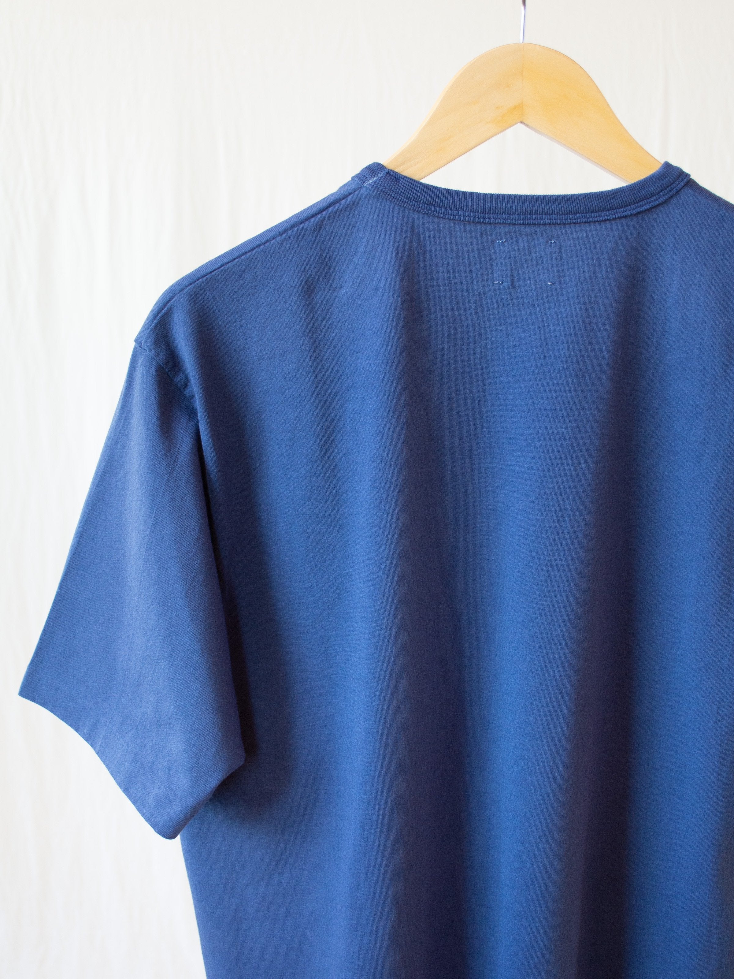Namu Shop - Phlannel Cotton Open-End Yarn T-Shirt