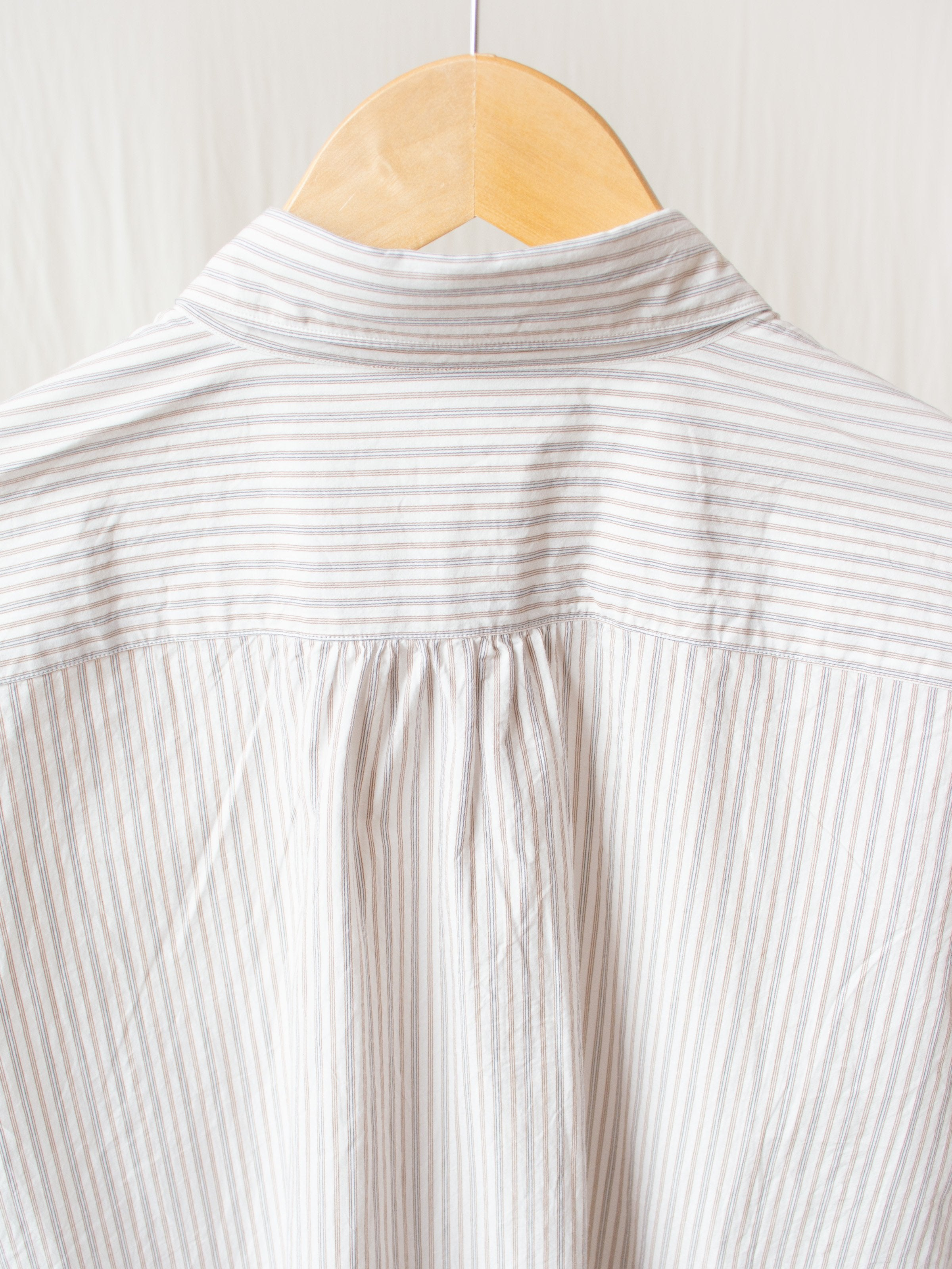 Namu Shop - Fujito B/S Shirt - Stripe
