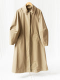 Namu Shop - Studio Nicholson Tadao Weatherproof Cotton Trench Coat