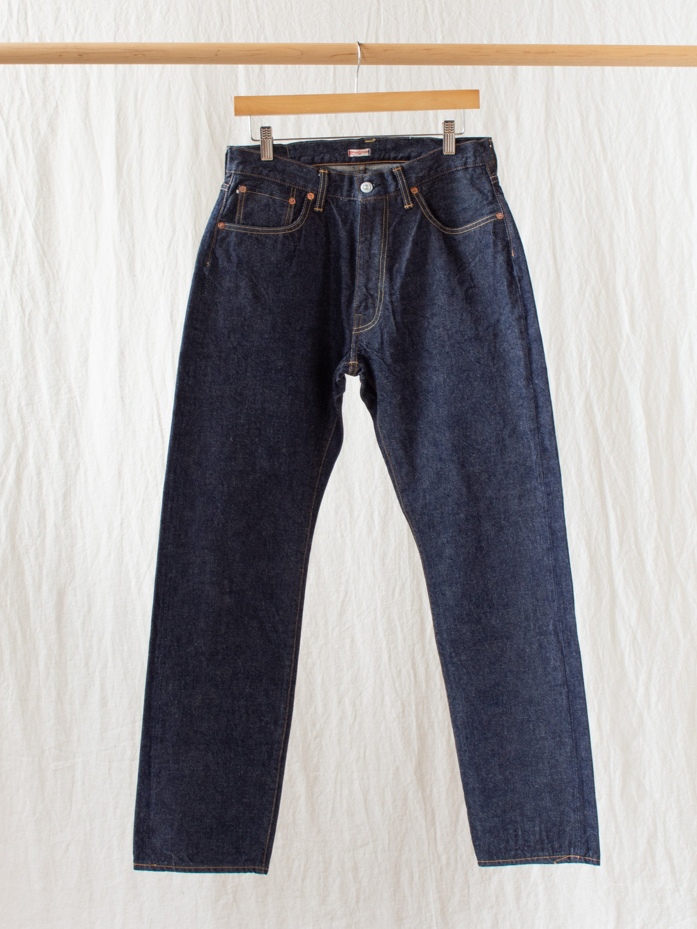 Namu Shop - Kaptain Sunshine East Coast Fit Denim Pants (re-stocked)