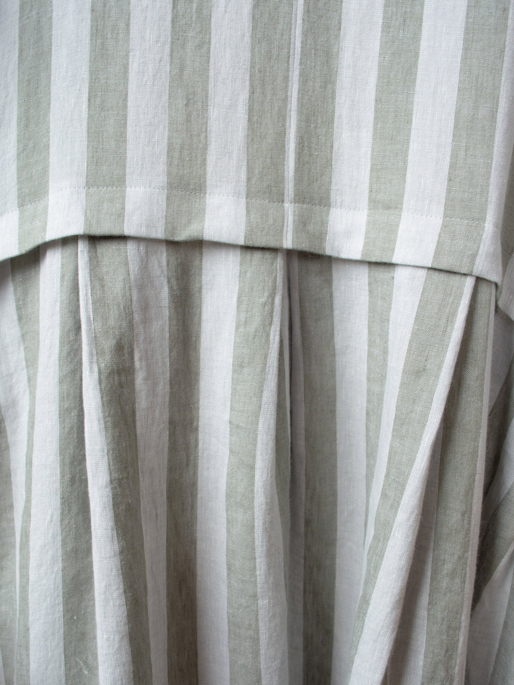 Namu Shop - muku Striped Linen Dress