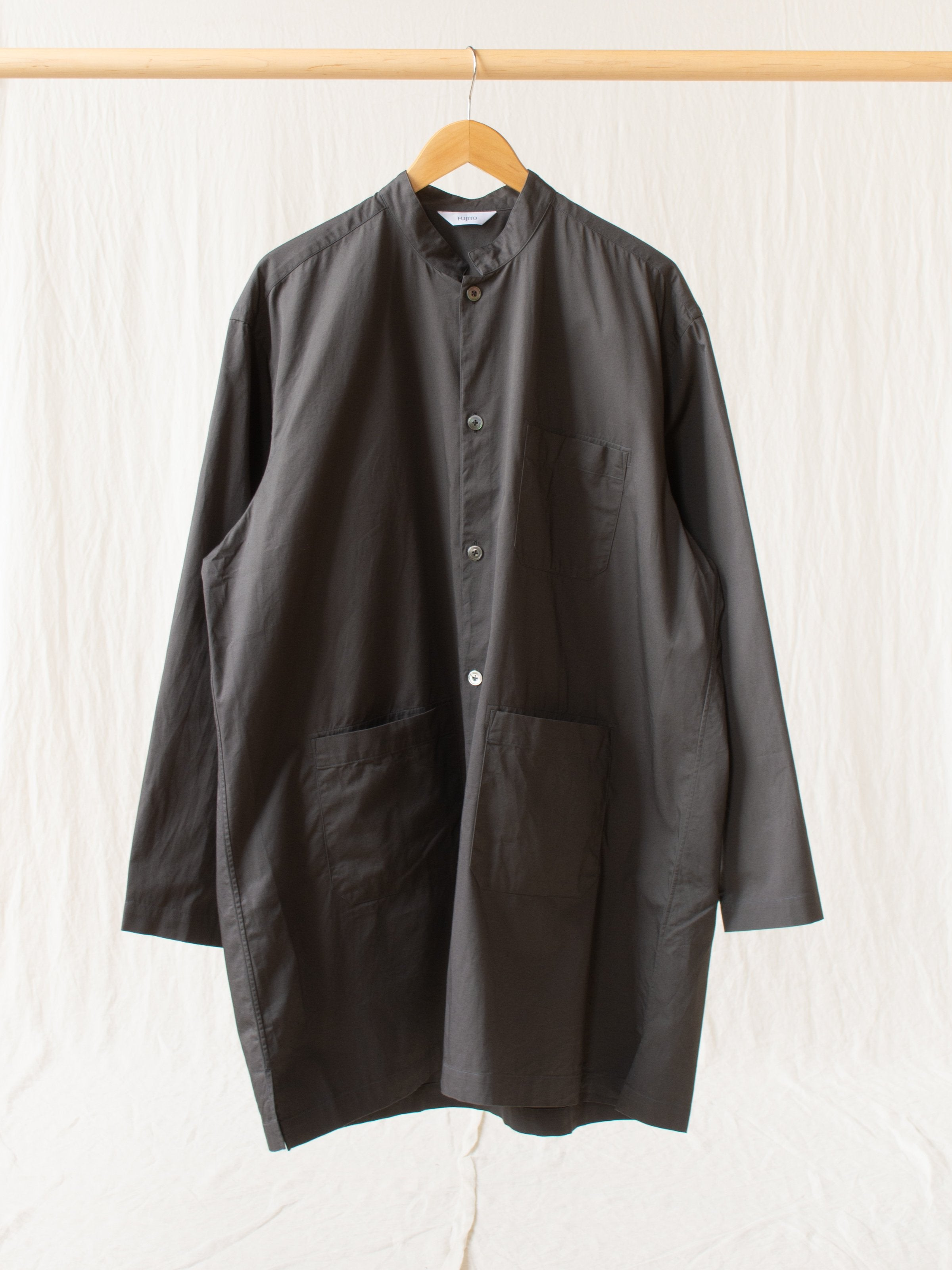 Namu Shop - Fujito Shirt Coat
