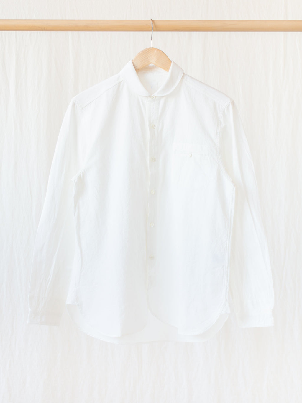 Namu Shop - Maillot Sunset Work Shirt - White