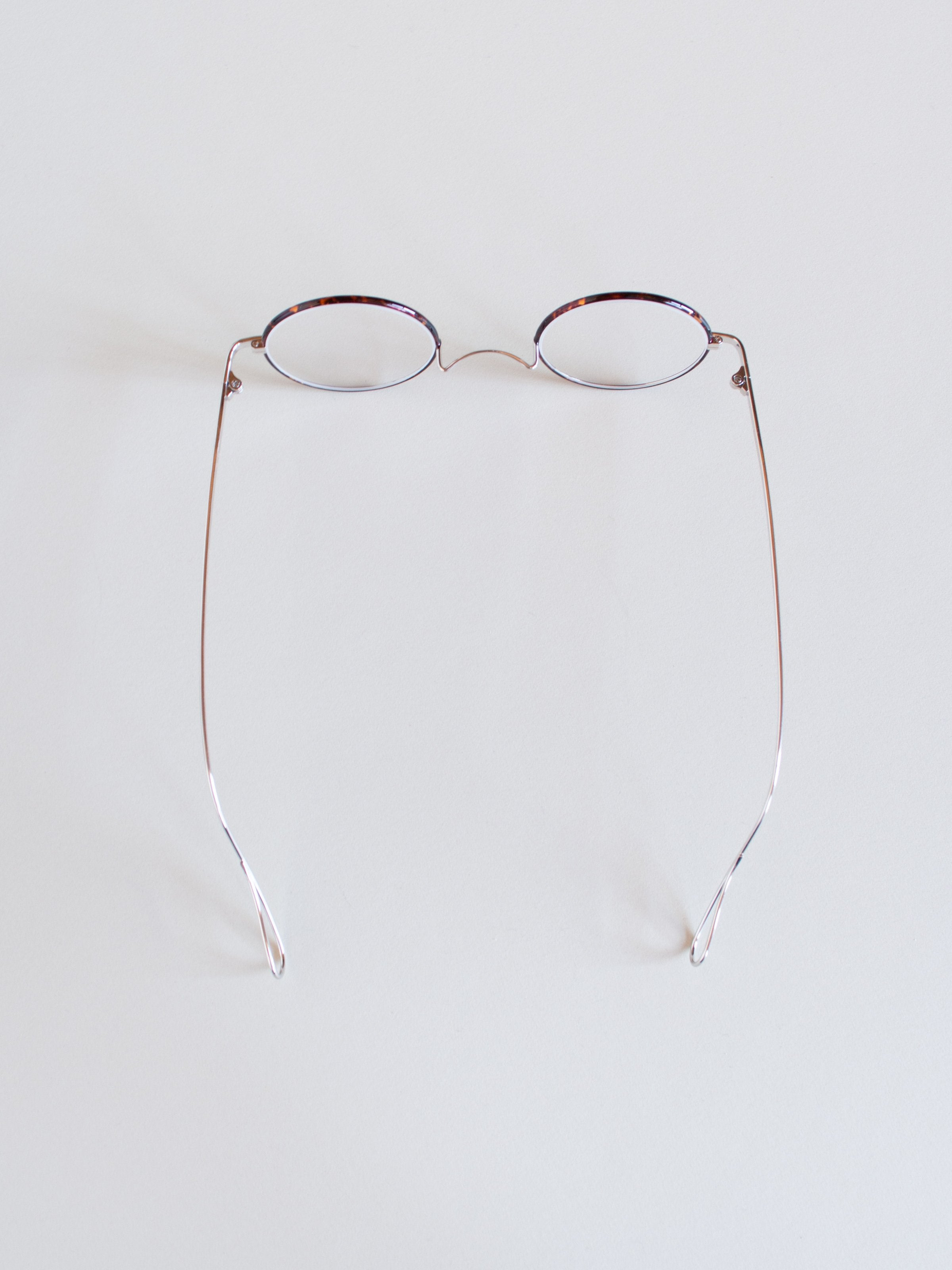 Namu Shop - Buddy Optical a/n - Silver Enamel