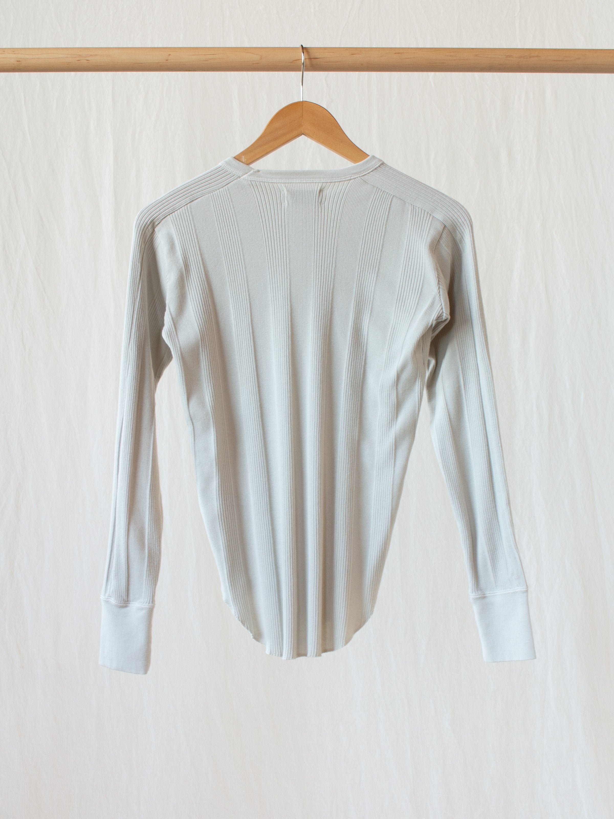 Organic Cotton Rib Knit