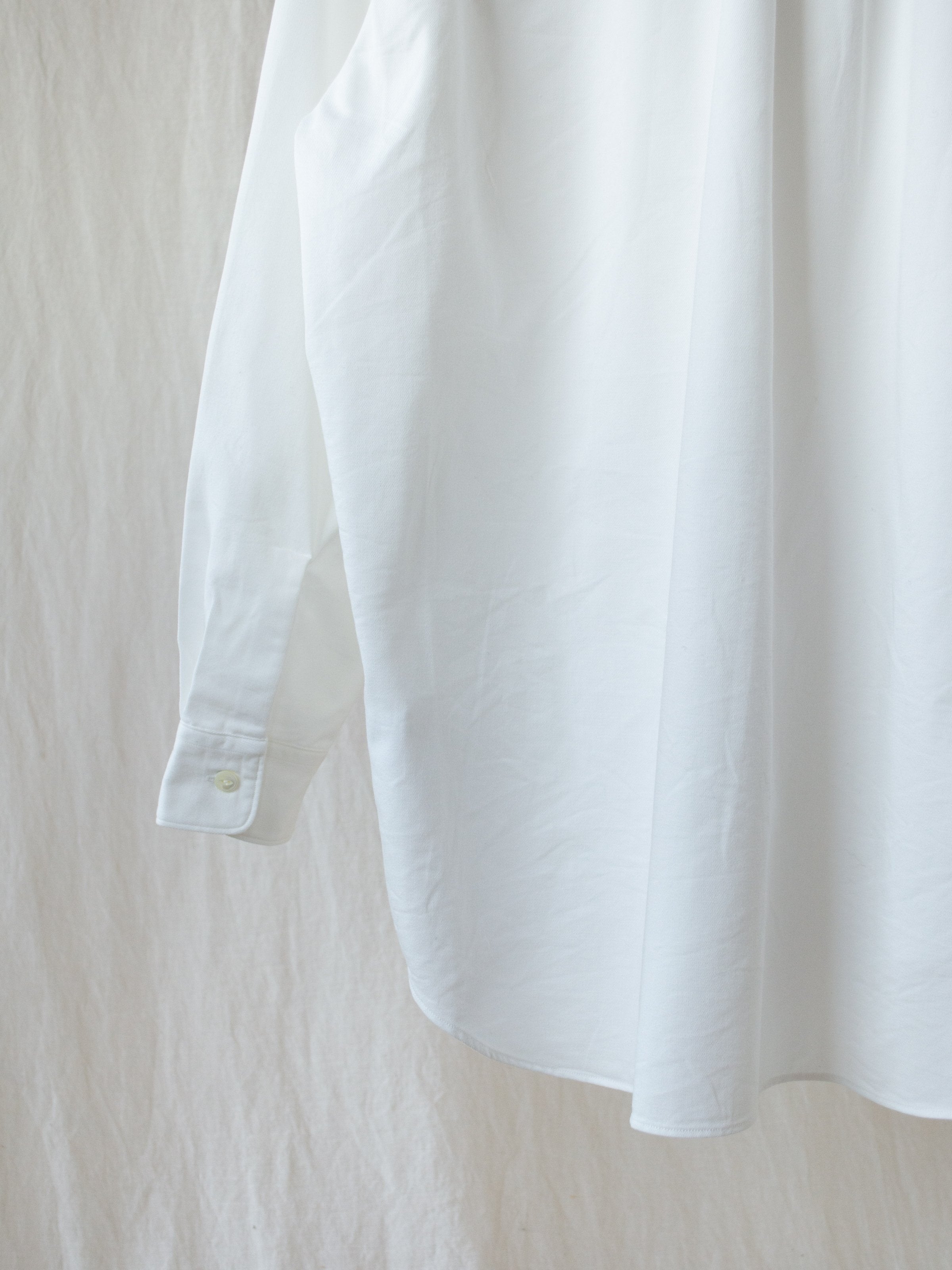 Namu Shop - Fujito B/S Stand Collar Shirt