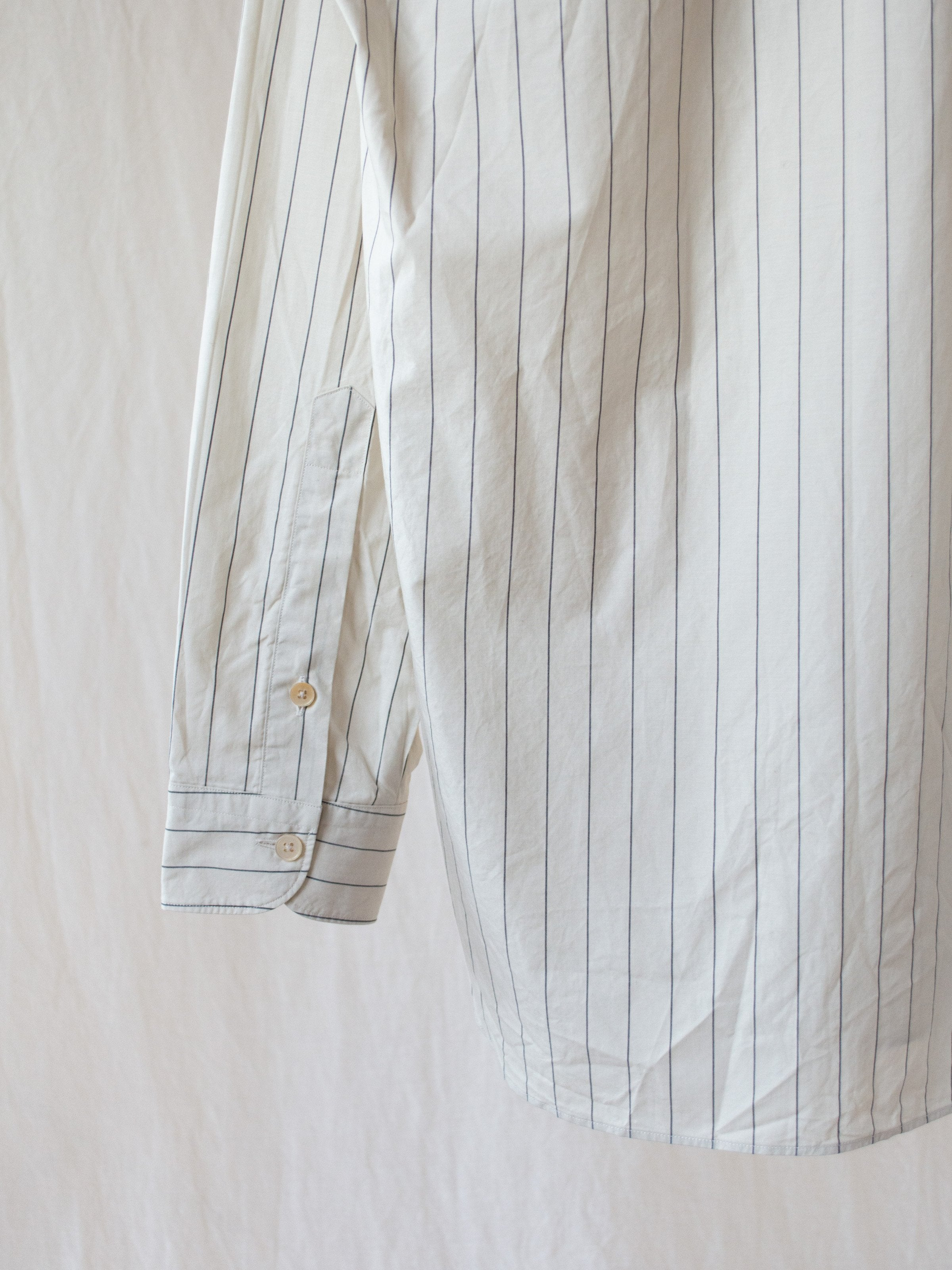 Anonymous Shirt - Beige Stripe