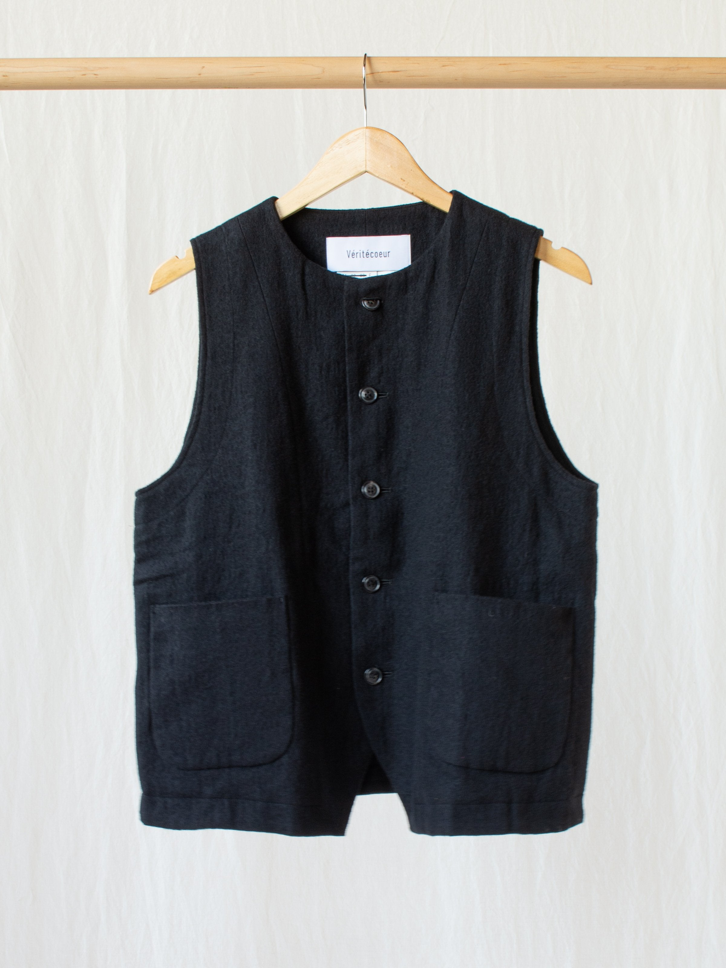 Cotton Wool Vest