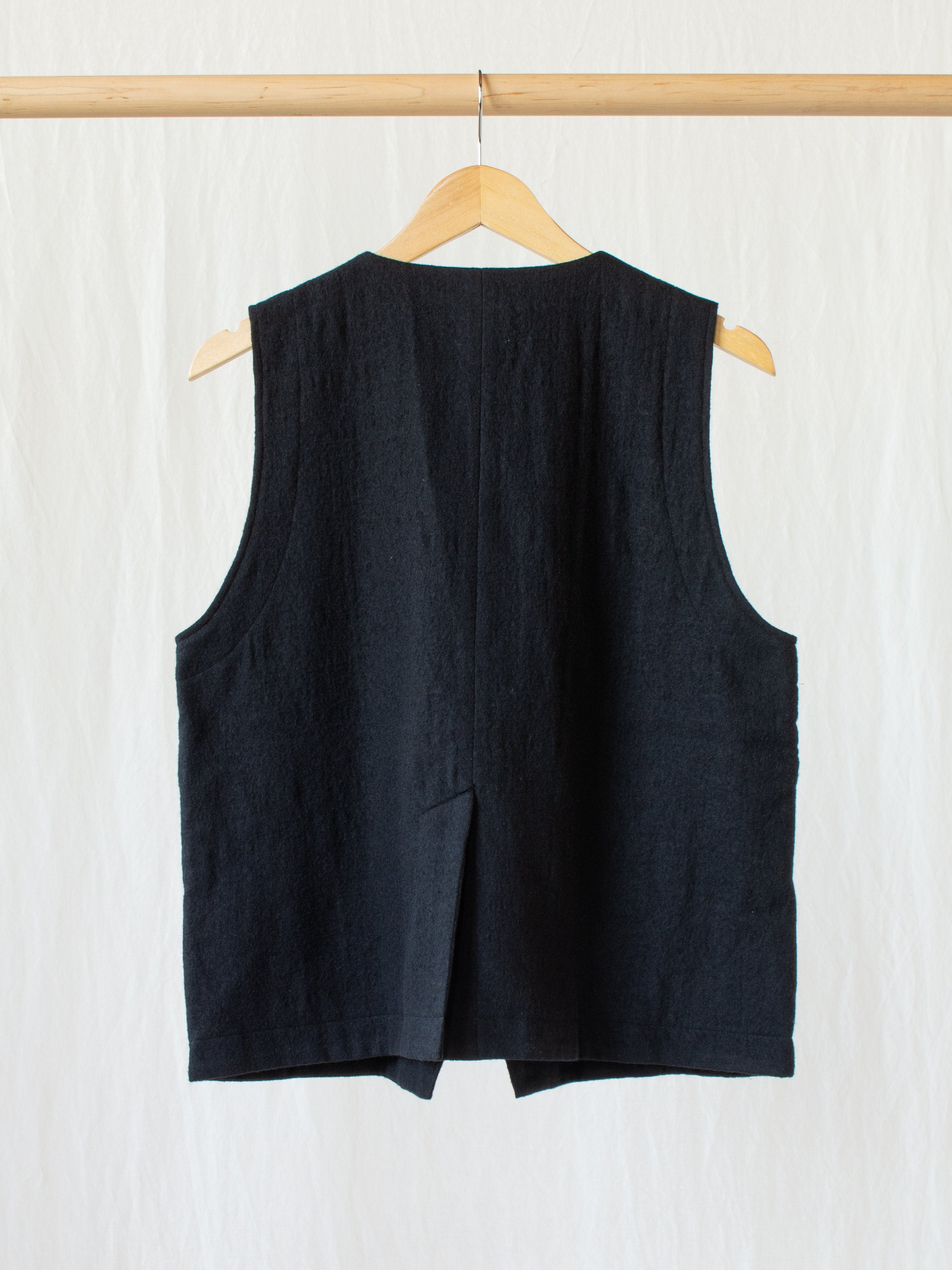 Namu Shop - Veritecoeur Cotton Wool Vest