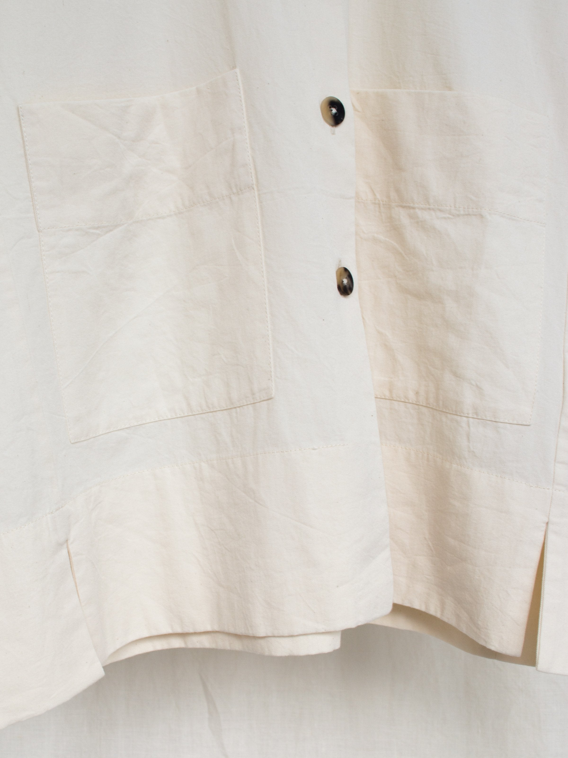 Namu Shop - Jan Machenhauer Thyme Shirt - Natural