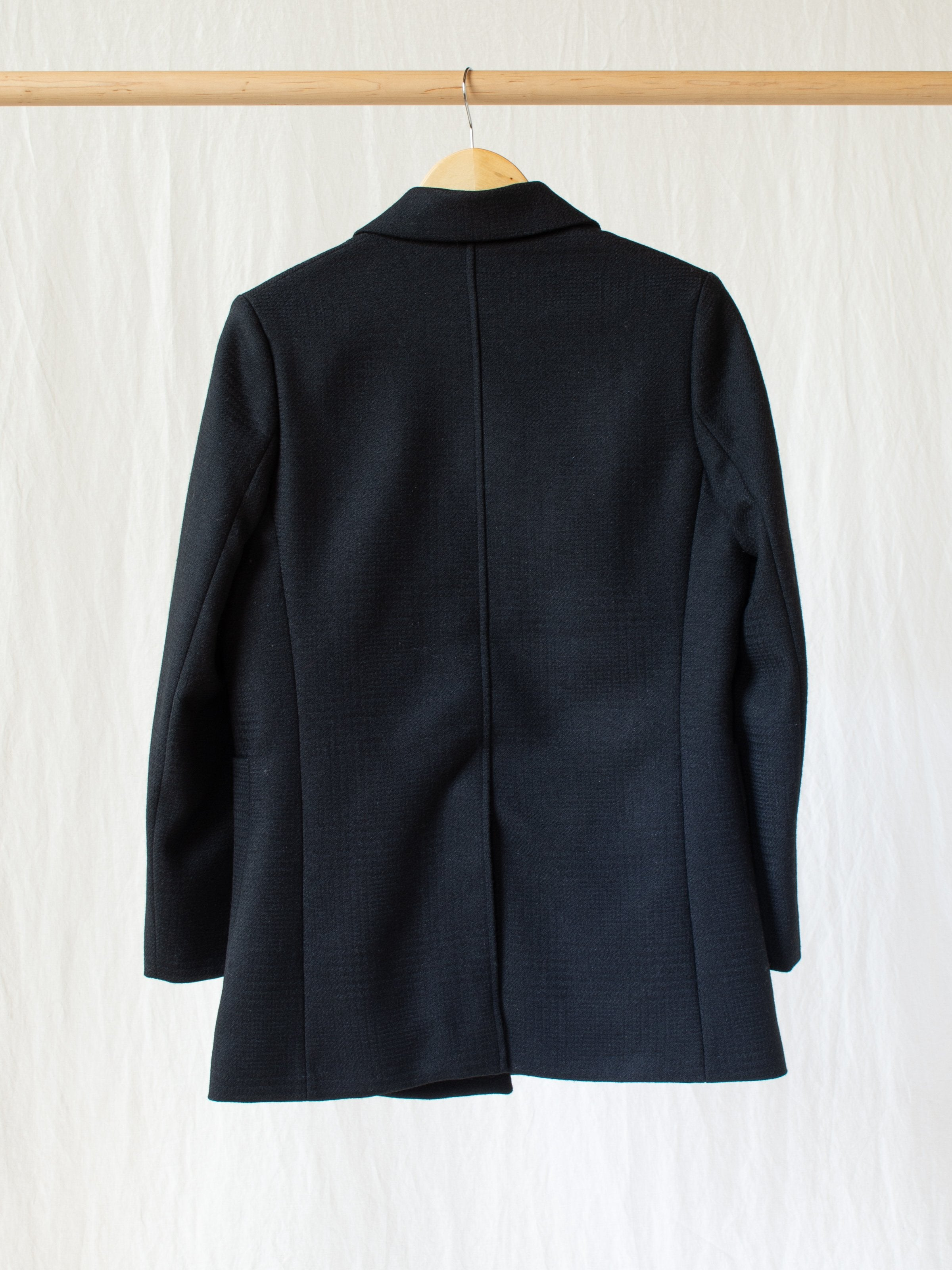 Namu Shop - Studio Nicholson Acre Wool Blazer