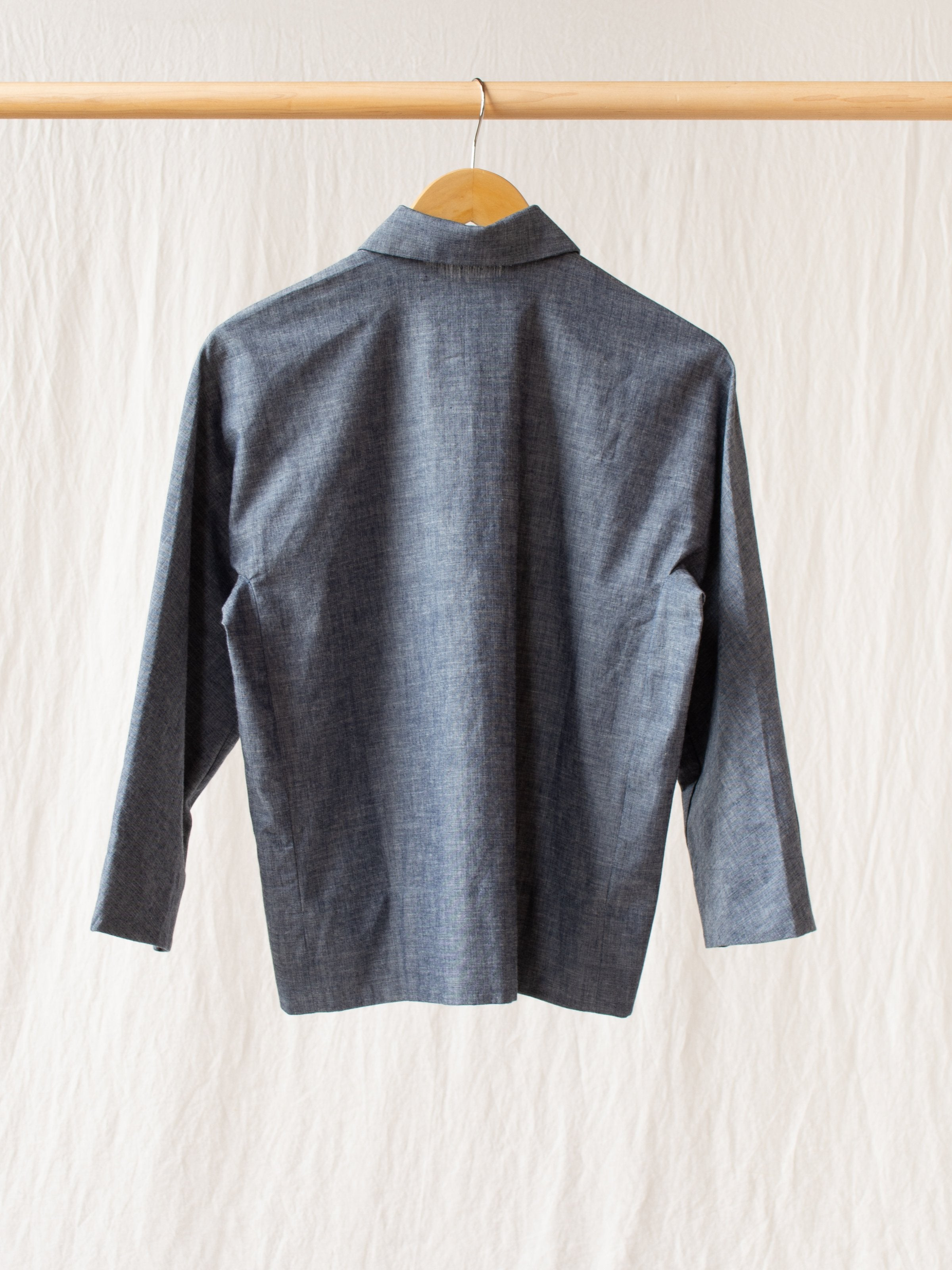Namu Shop - Jan Machenhauer Thyme Shirt - Chambray