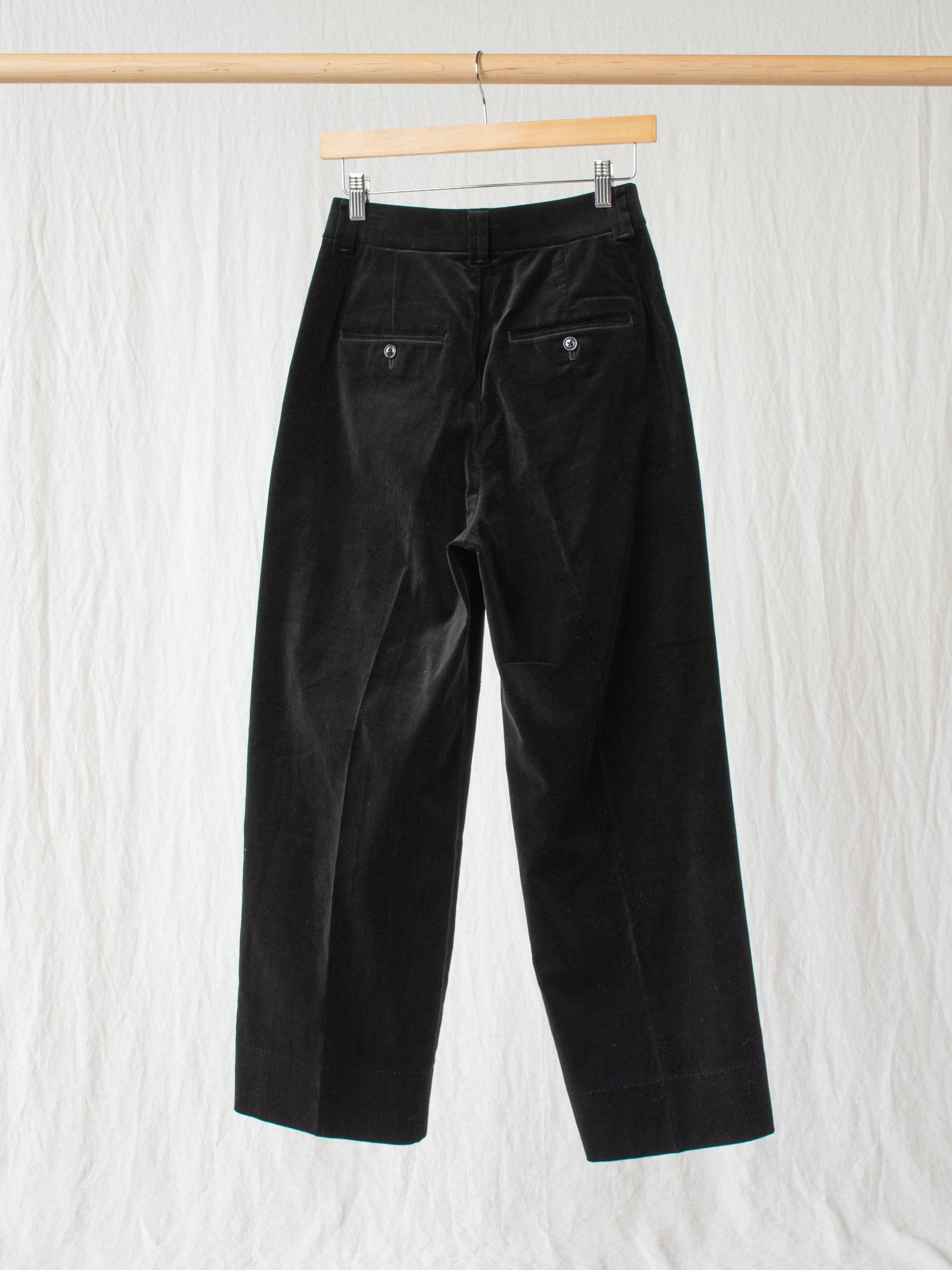 Namu Shop - Phlannel Cotton Velveteen Trousers