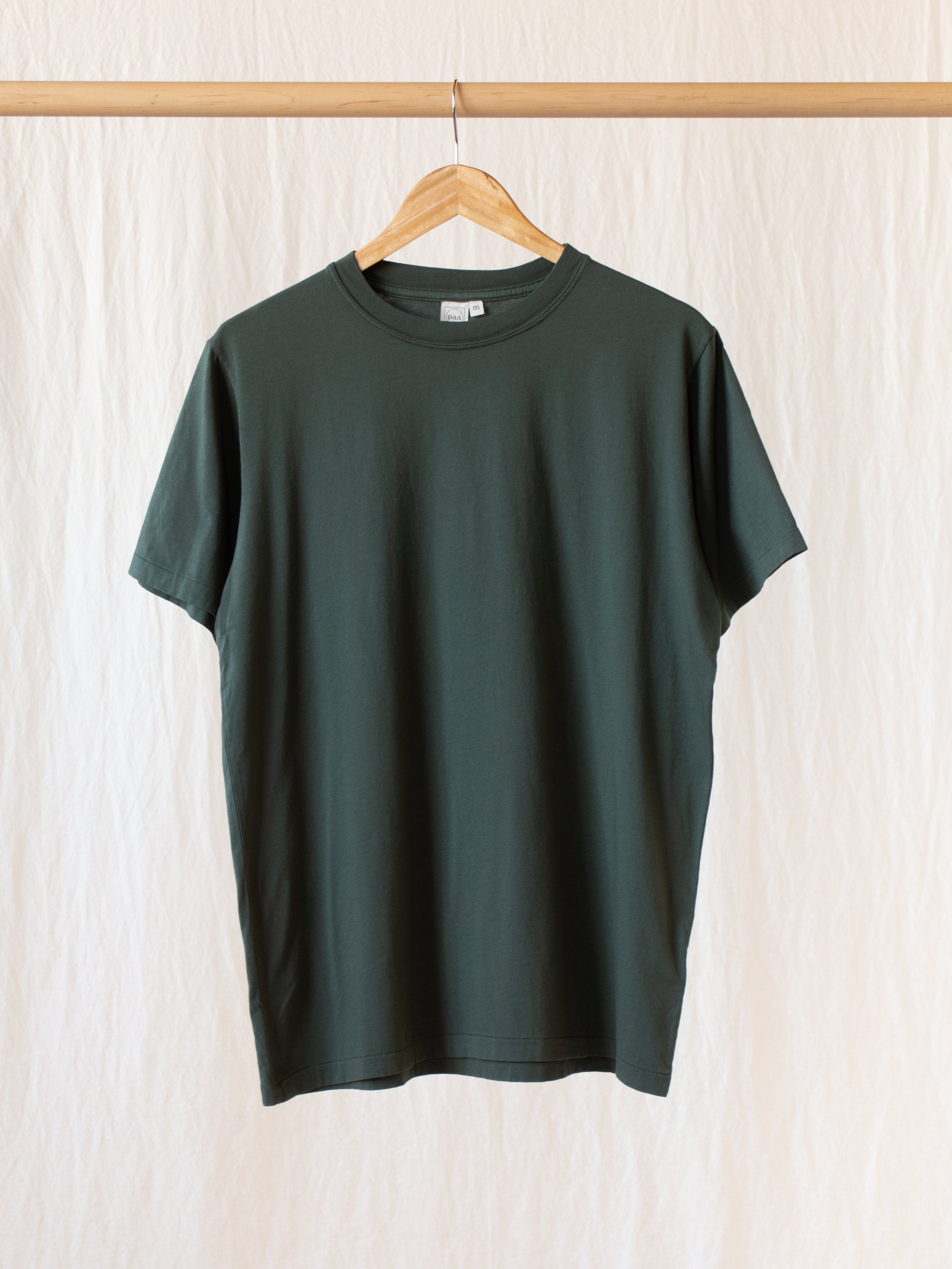 Namu Shop - paa SS Tee Two - Forest