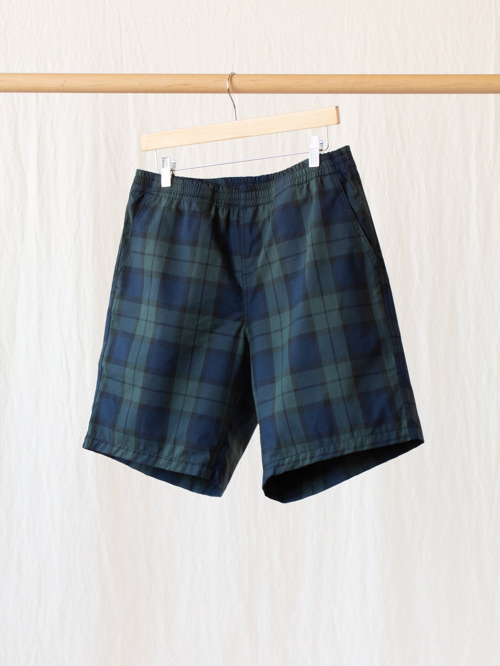Namu Shop - paa Shorts - Black Watch