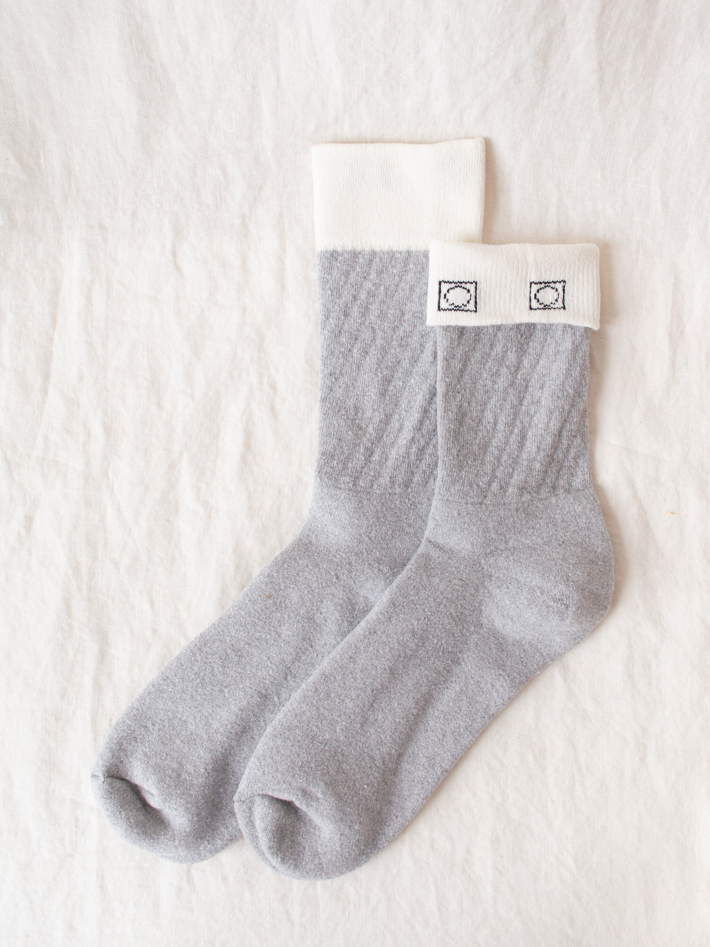 Namu Shop - paa Crew Sox 2.5 (3 Colors)