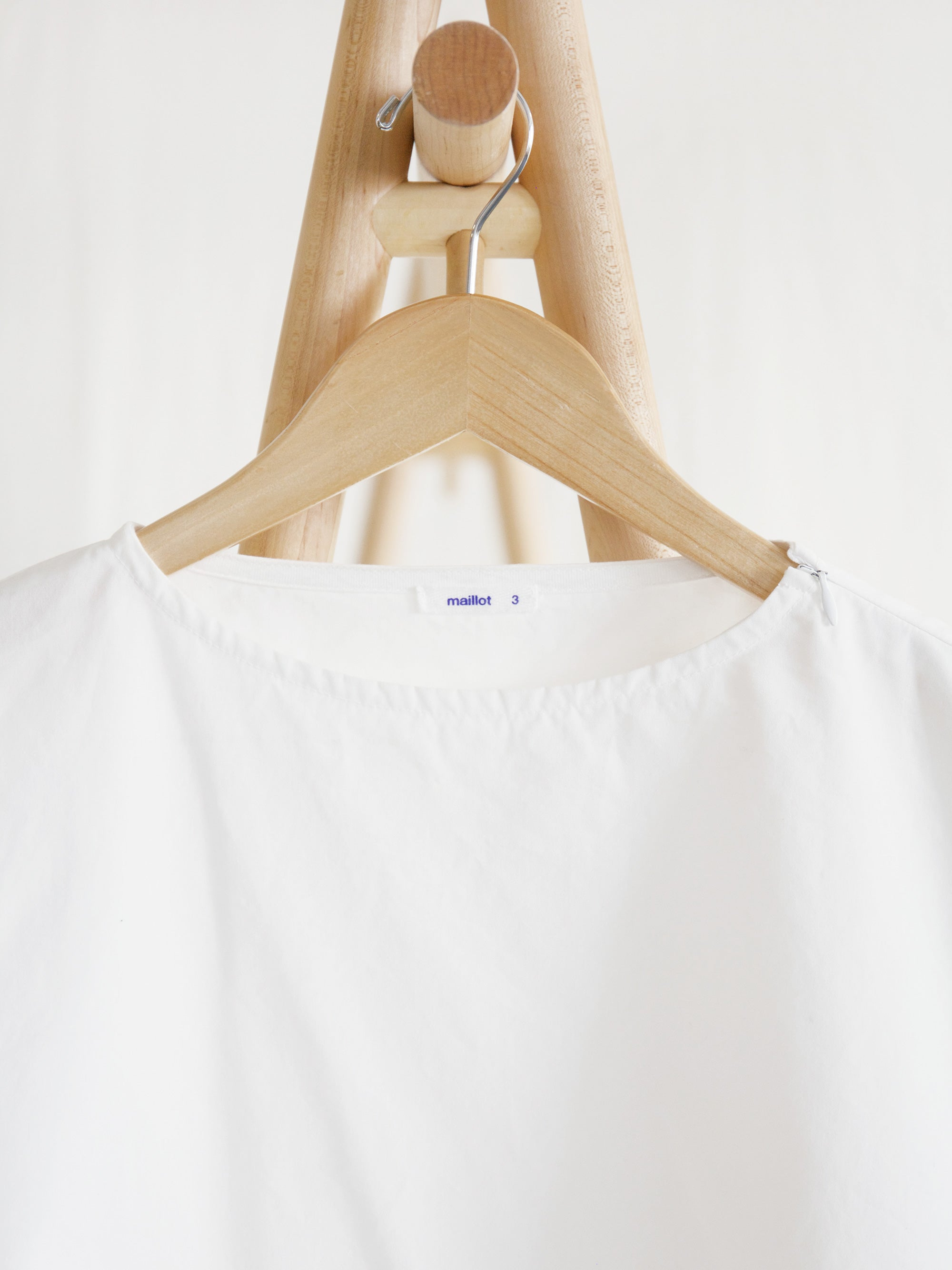Namu Shop - Maillot Ultra Peach Boat Shirt - White