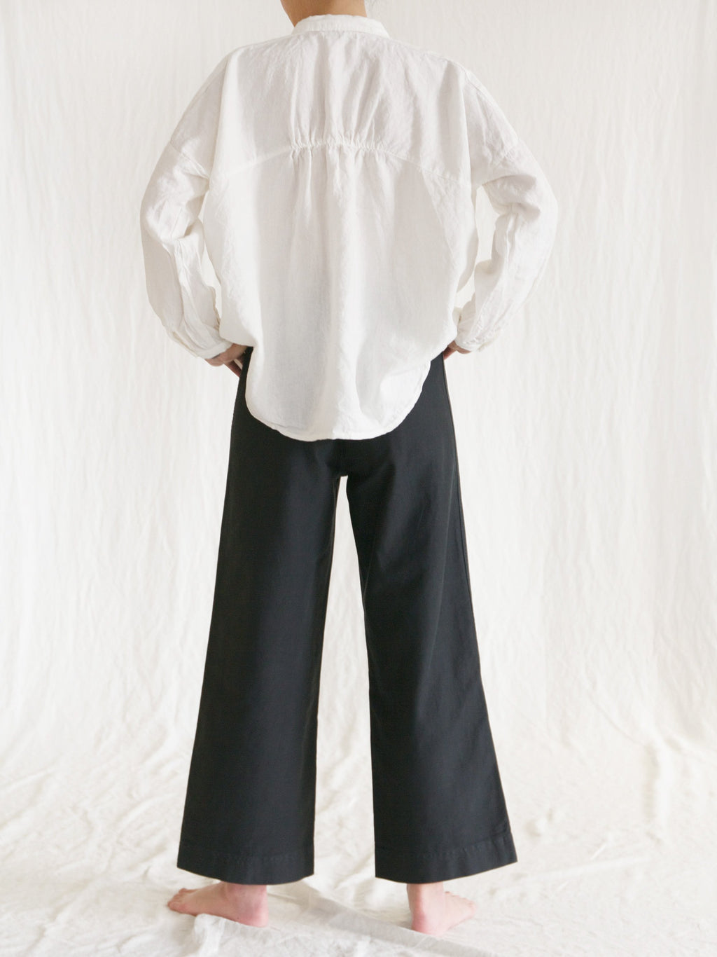 Namu Shop - Caron Callahan Stewart Pants - Faded Black