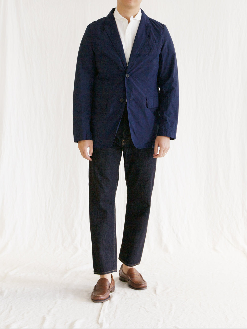 Namu Shop - Document Lightweight Cotton Blazer