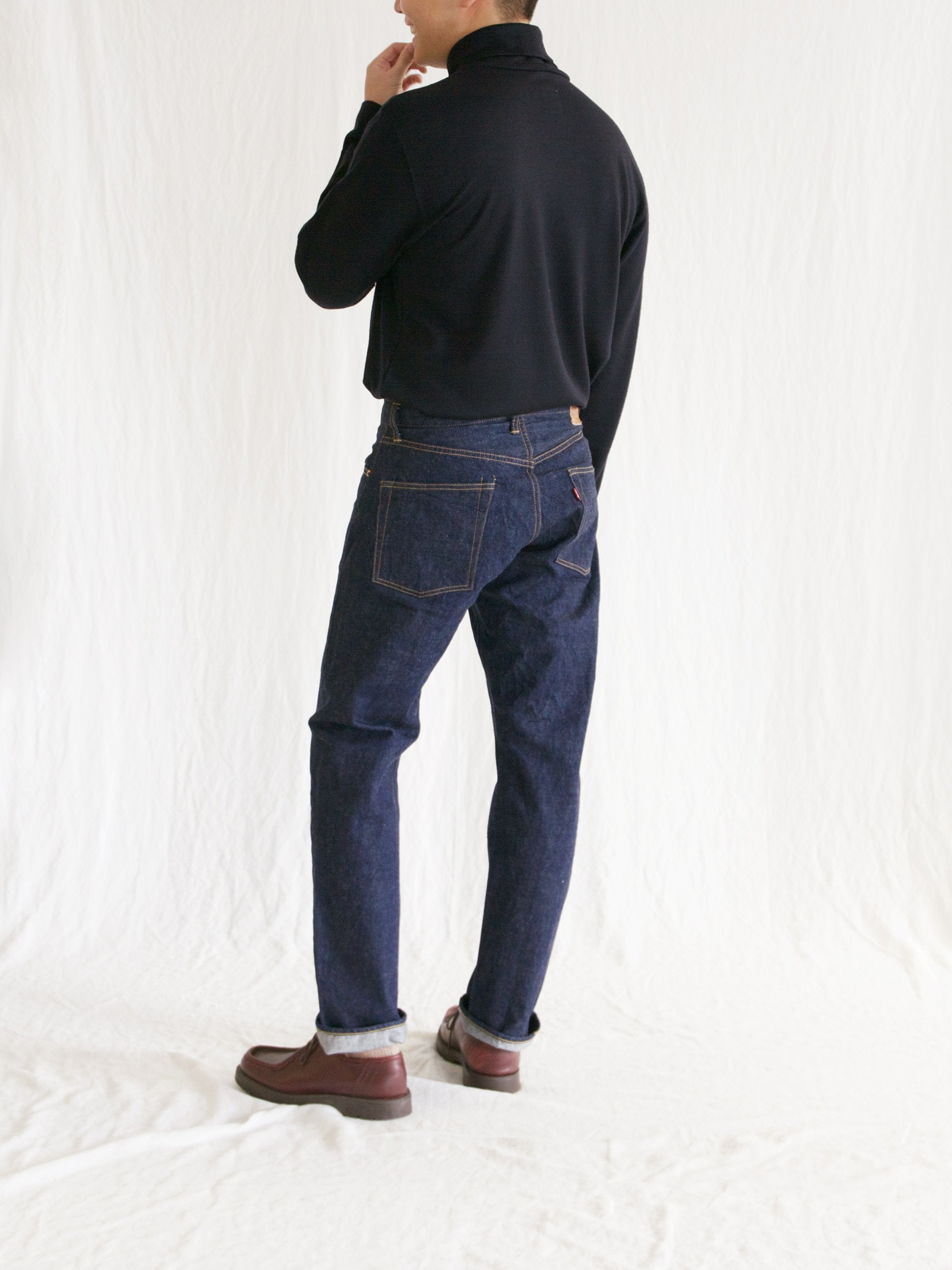 Namu Shop - Kaptain Sunshine East Coast Fit Denim Pants