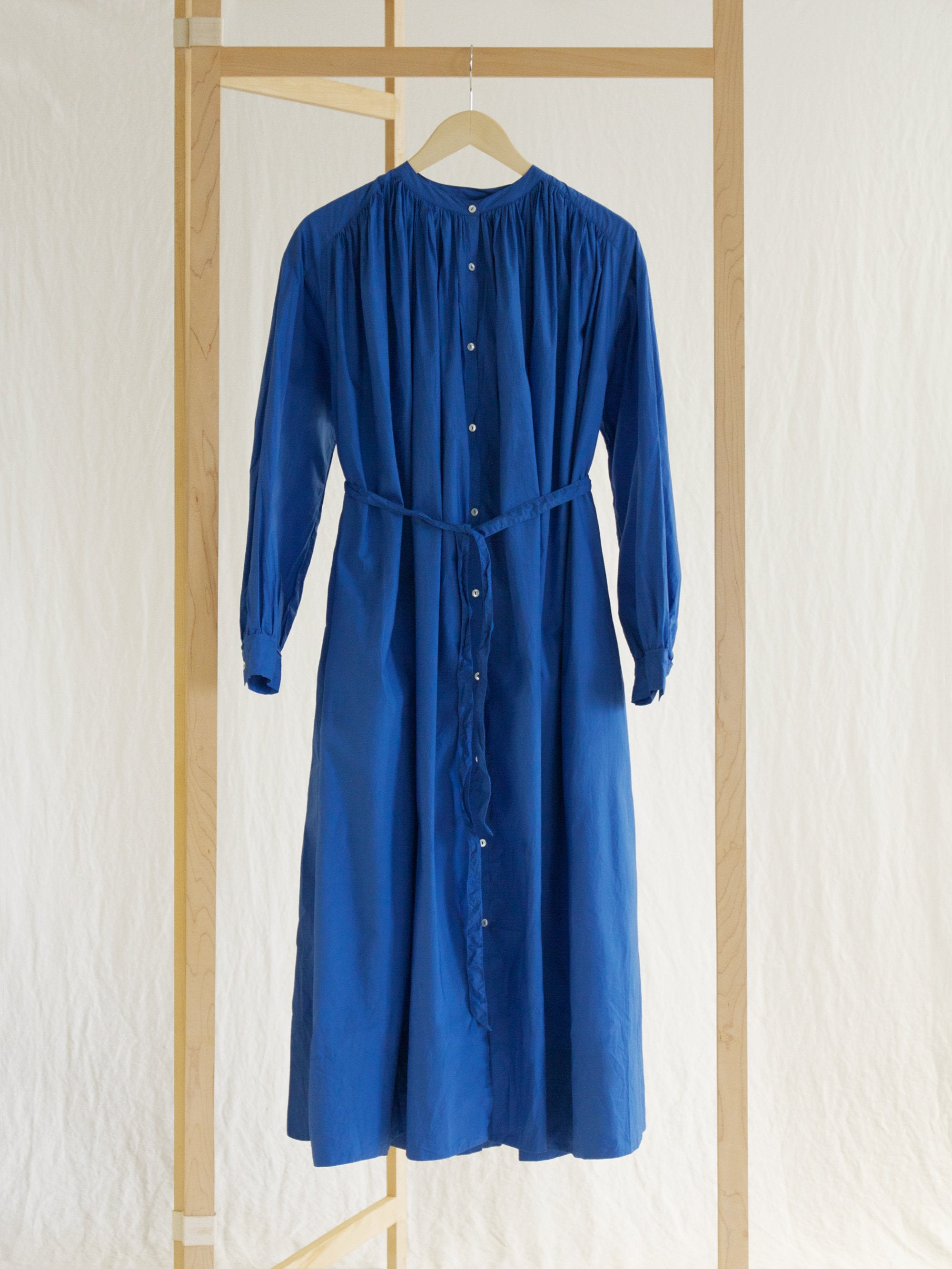 Namu Shop - Veritecoeur Royal Blue Dress