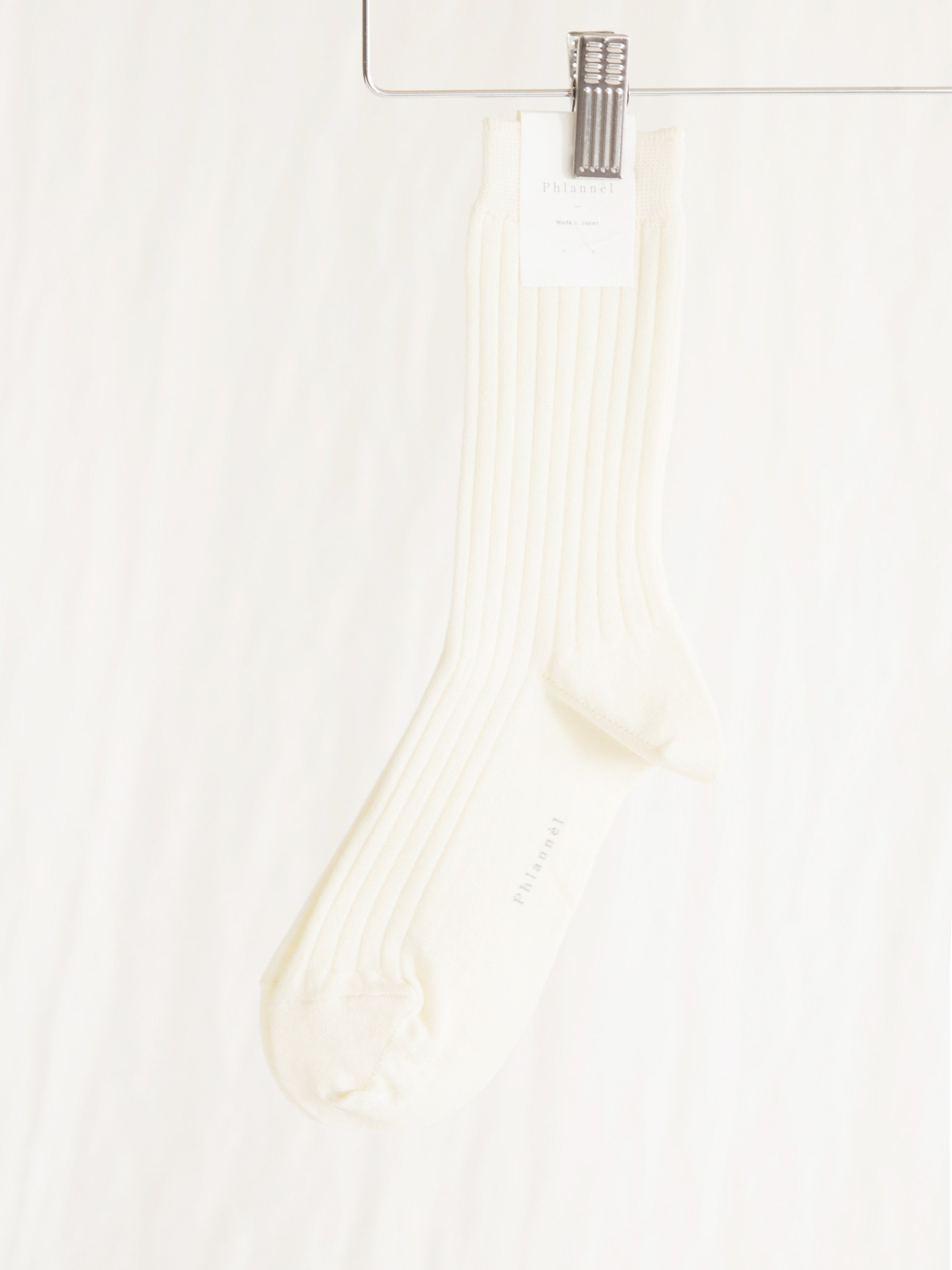 Namu Shop - Phlannel Wool Cashmere Silk Socks