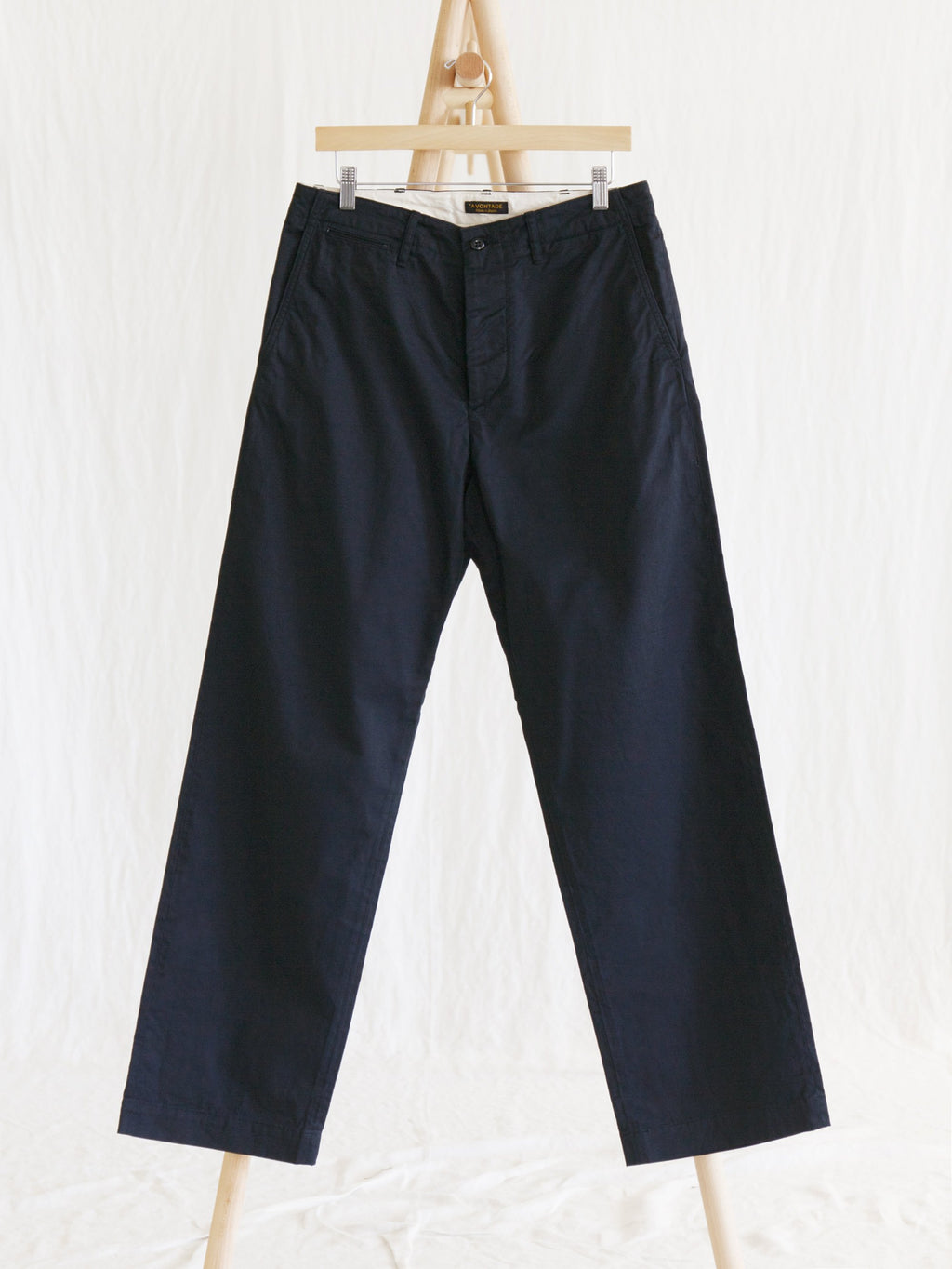 Namu Shop - A Vontade Wide Fit Chino Trousers