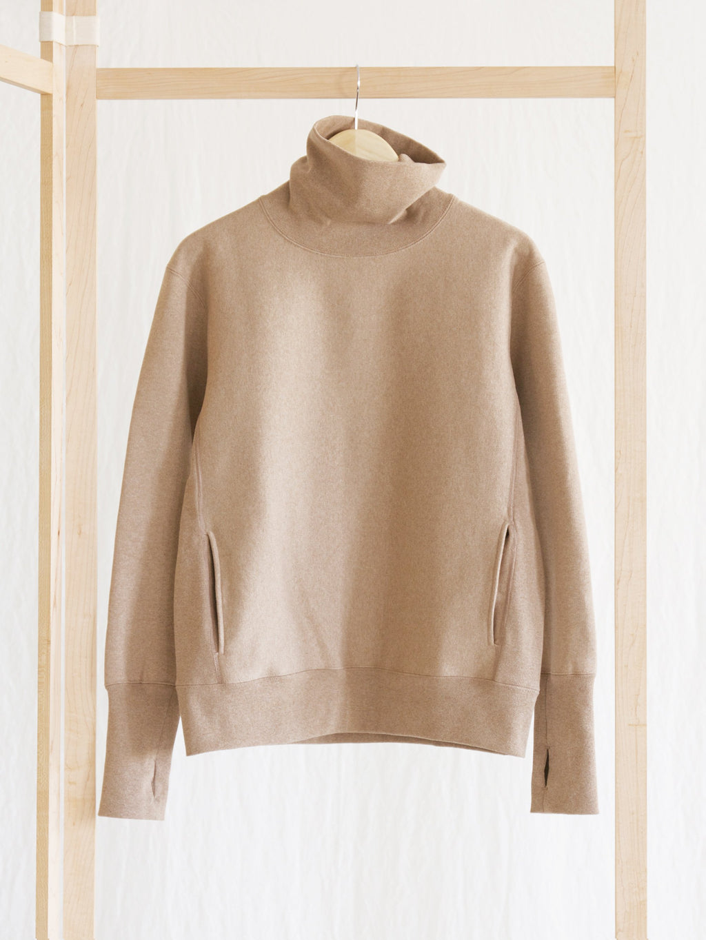 Namu Shop - A Vontade BD Turtleneck Sweater in Amber Mix