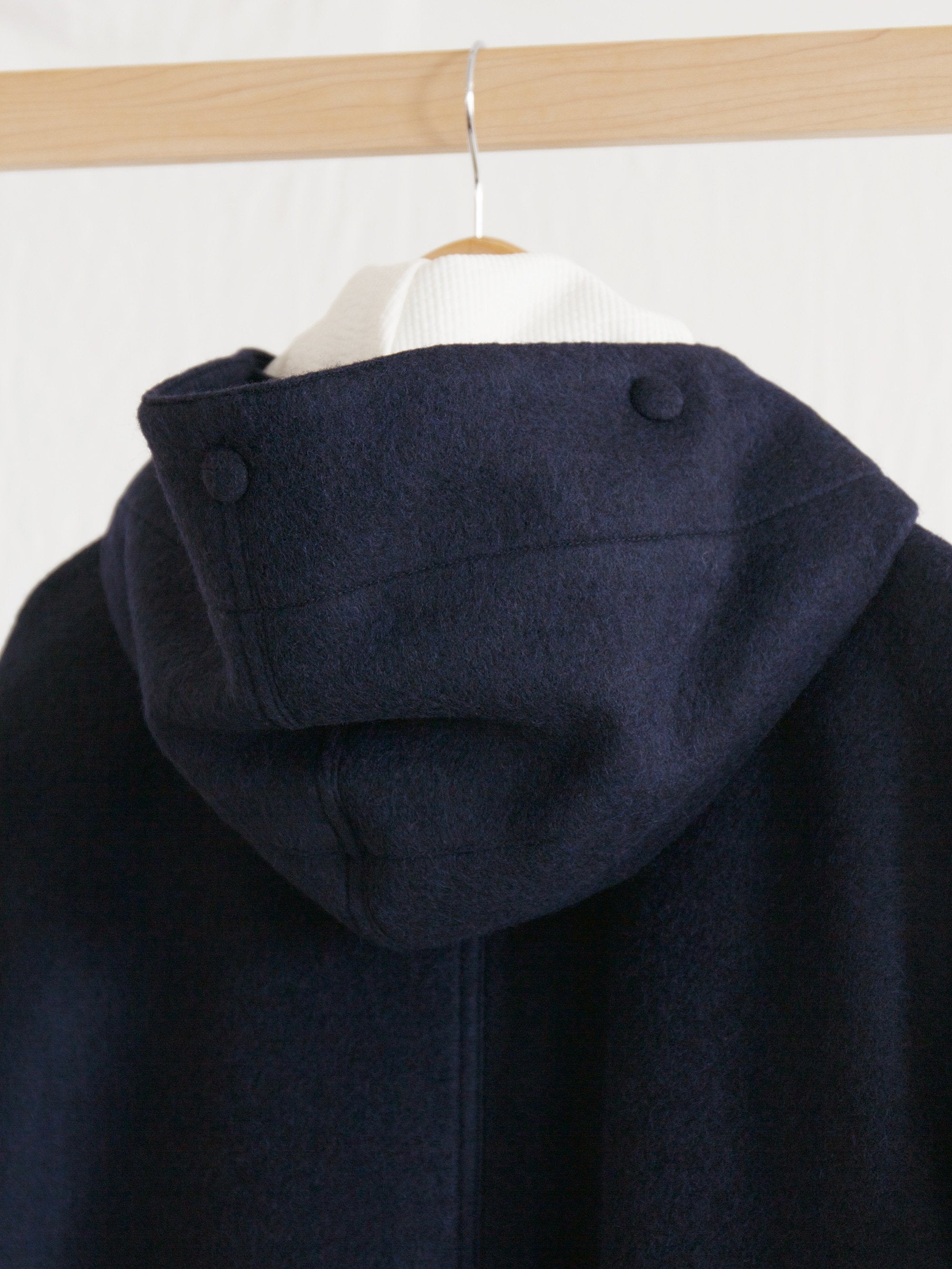 Namu Shop - Document The Document Wool Duffle Coat