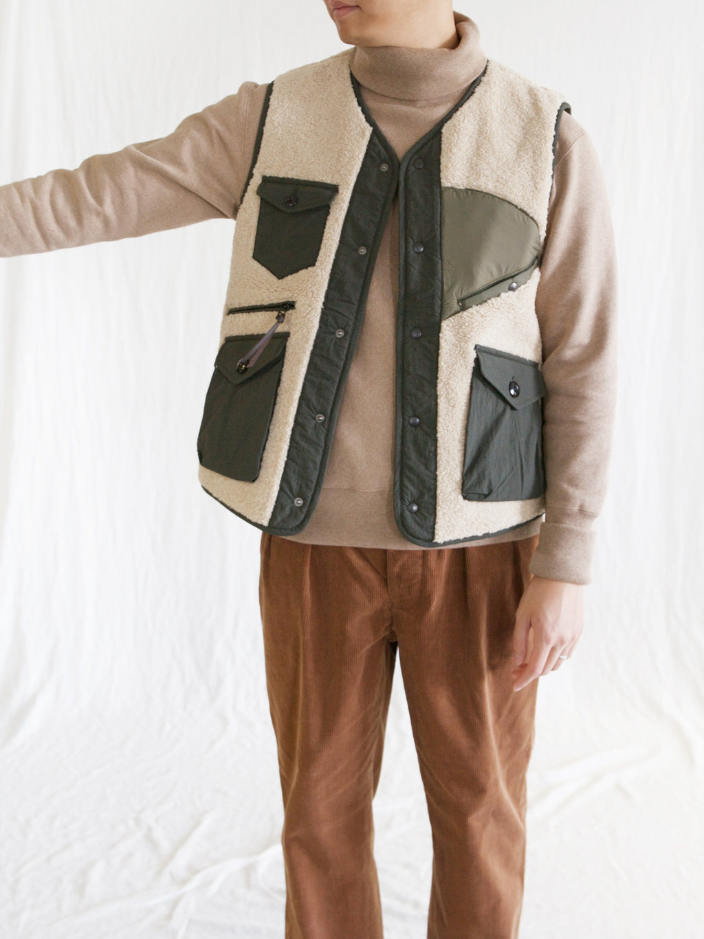 Namu Shop - Eastlogue Traveler Vest