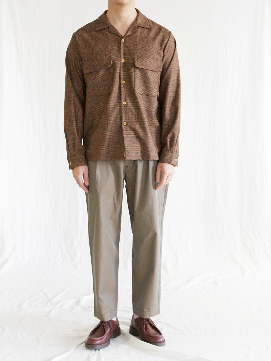 Namu Shop - Eastlogue Holiday Pants - Olive Solaro