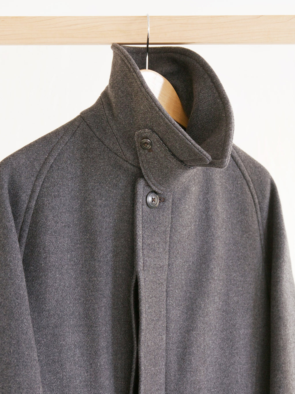 Traveller Coat - Gray