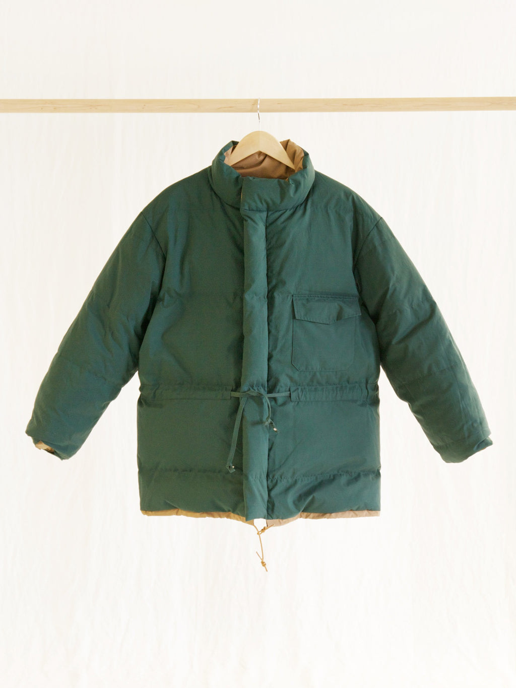 Expedition Reversible Down Parka