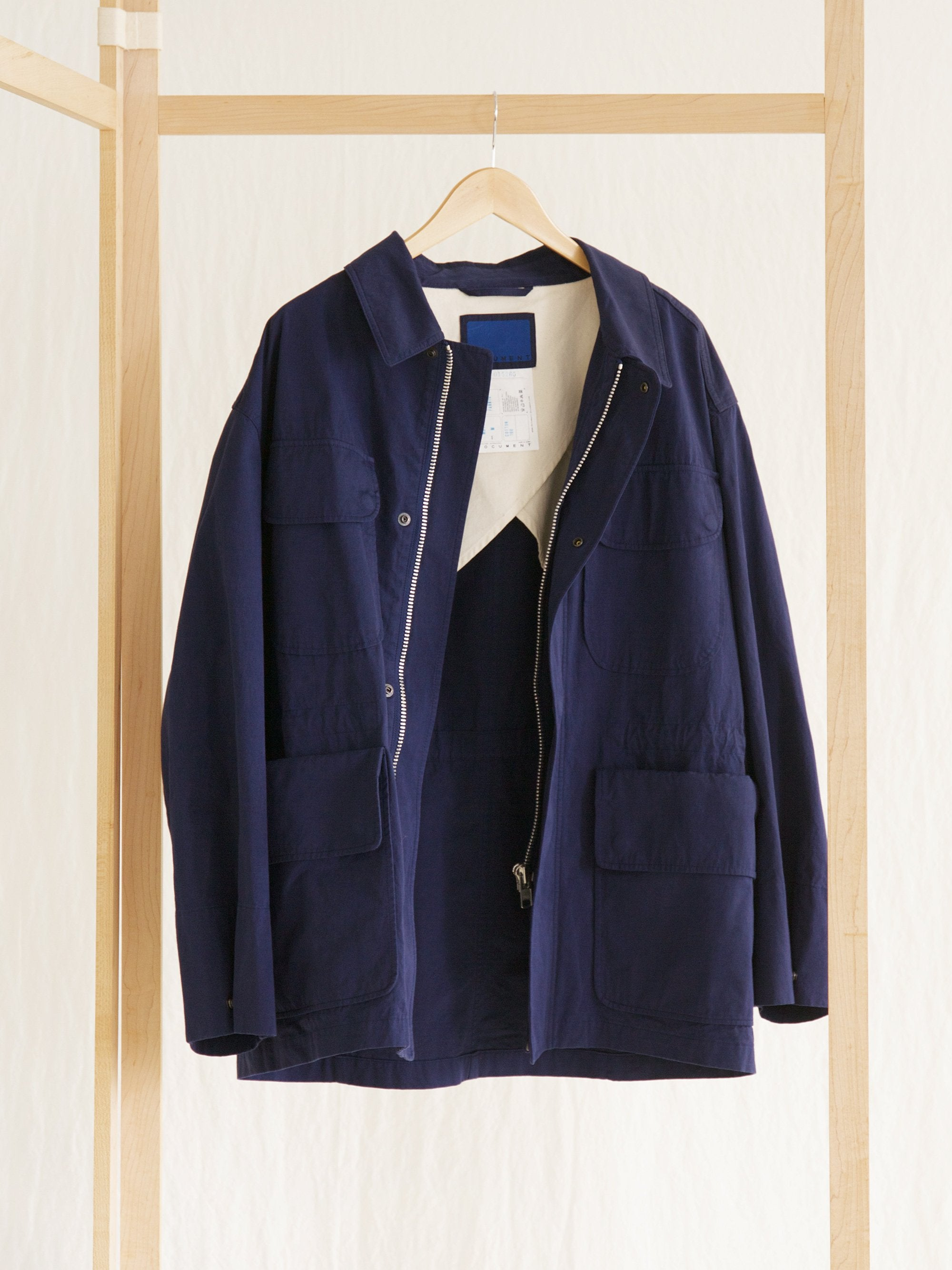 Namu Shop - Document The Document Field Jacket