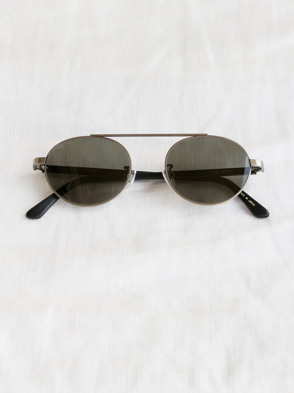 Namu Shop - Buddy Optical Emory - Brushed Silver