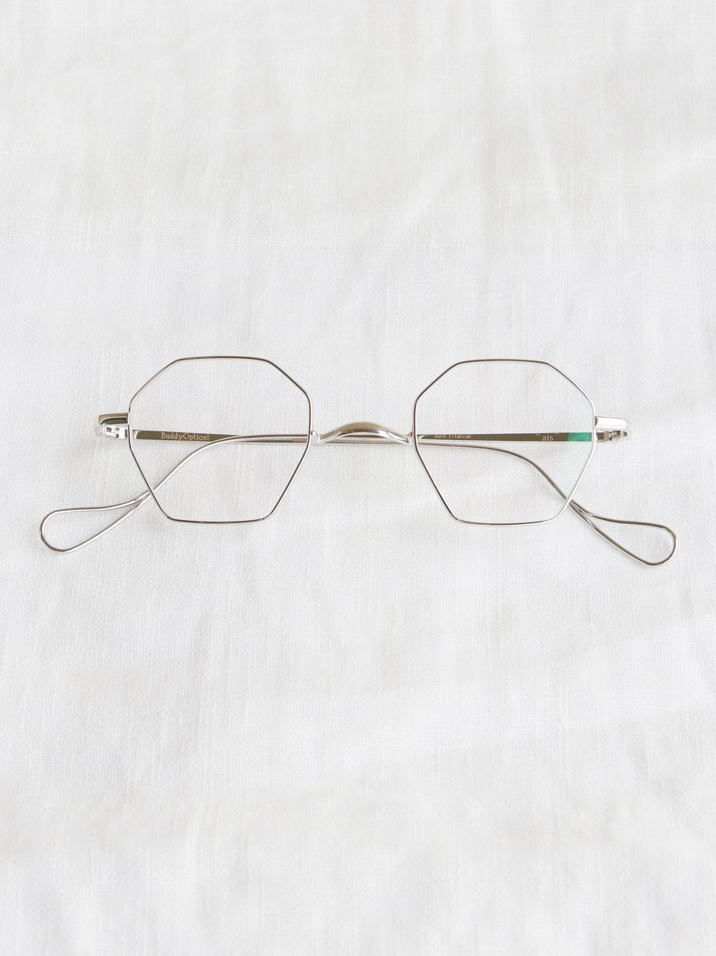 Namu Shop - Buddy Optical ais - Silver (re-stocked)