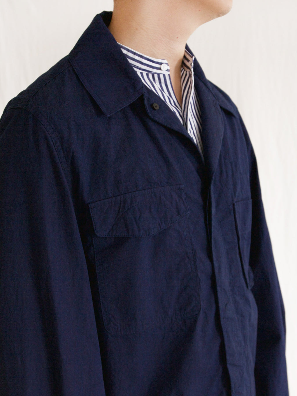 Namu Shop - Document Field Shirting Jacket