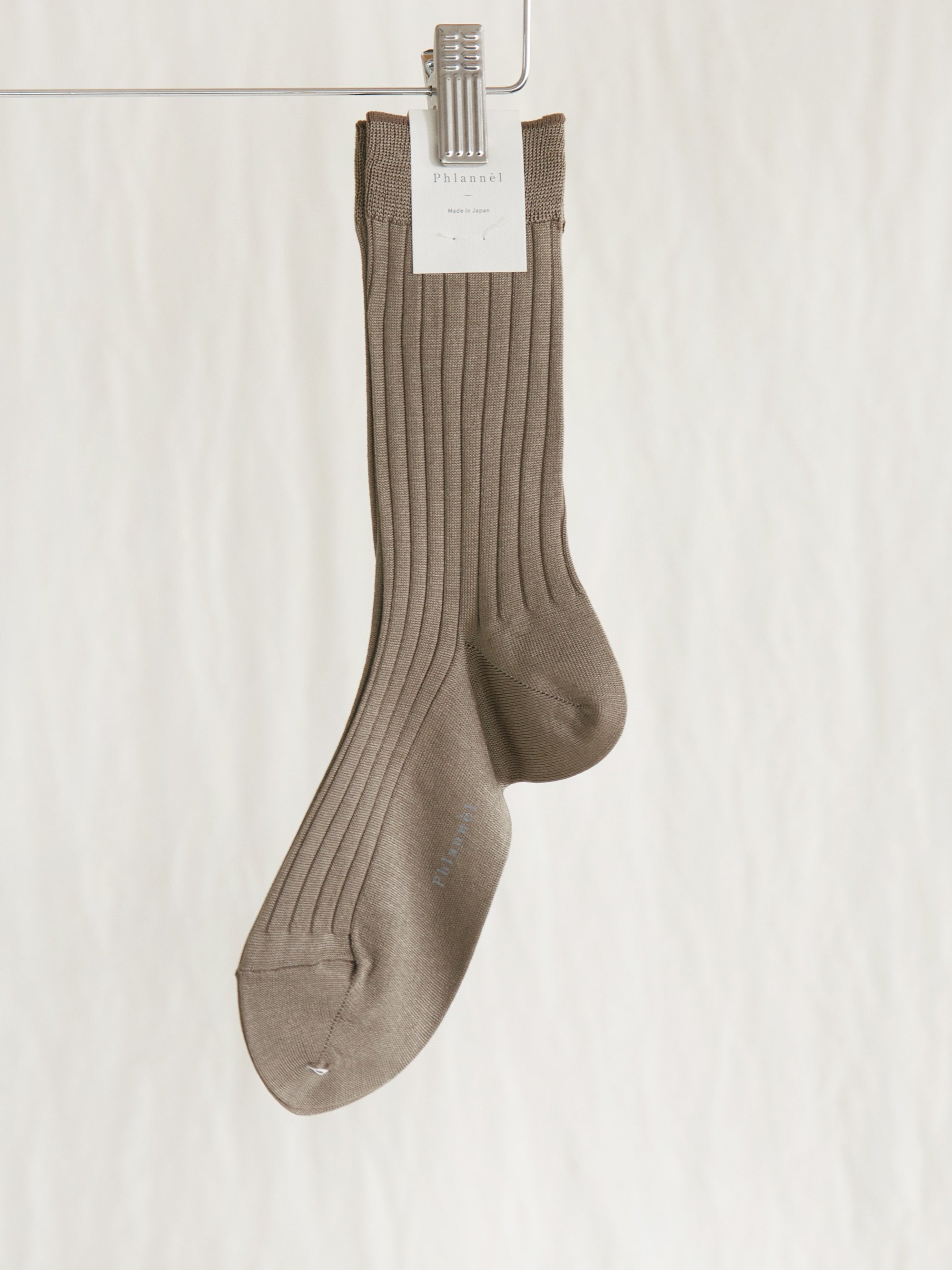 Namu Shop - Phlannel Silk Rib Socks