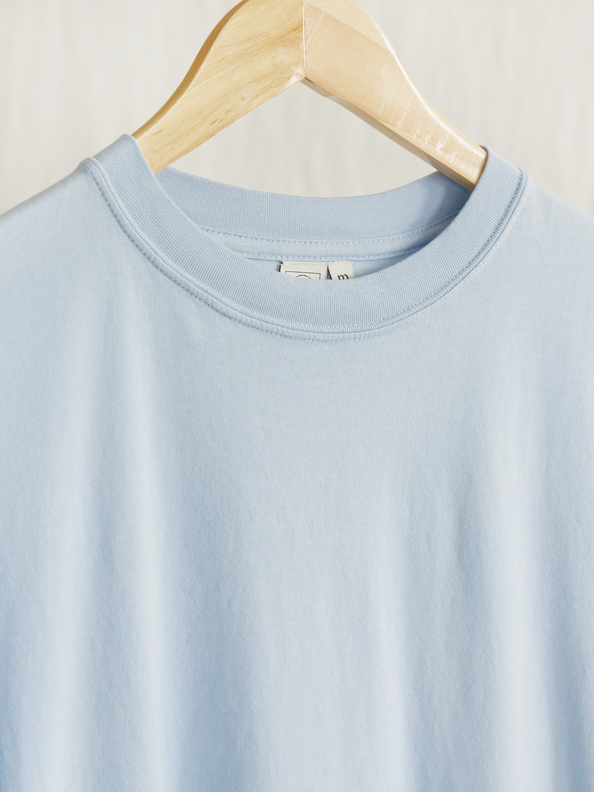 Namu Shop - paa SS Tee Two - Baby Blue